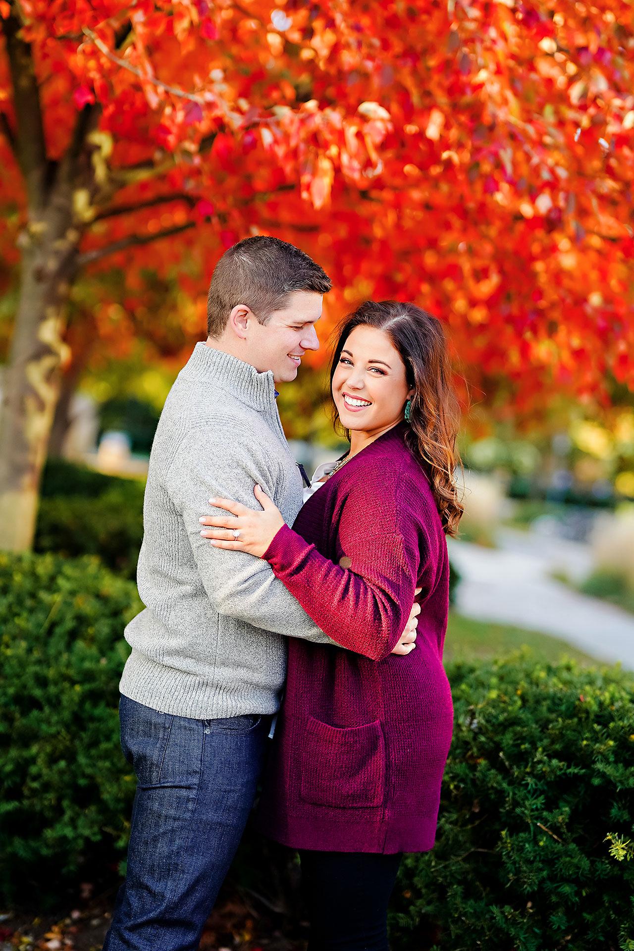 Allie Joe Purdue Engagement 107