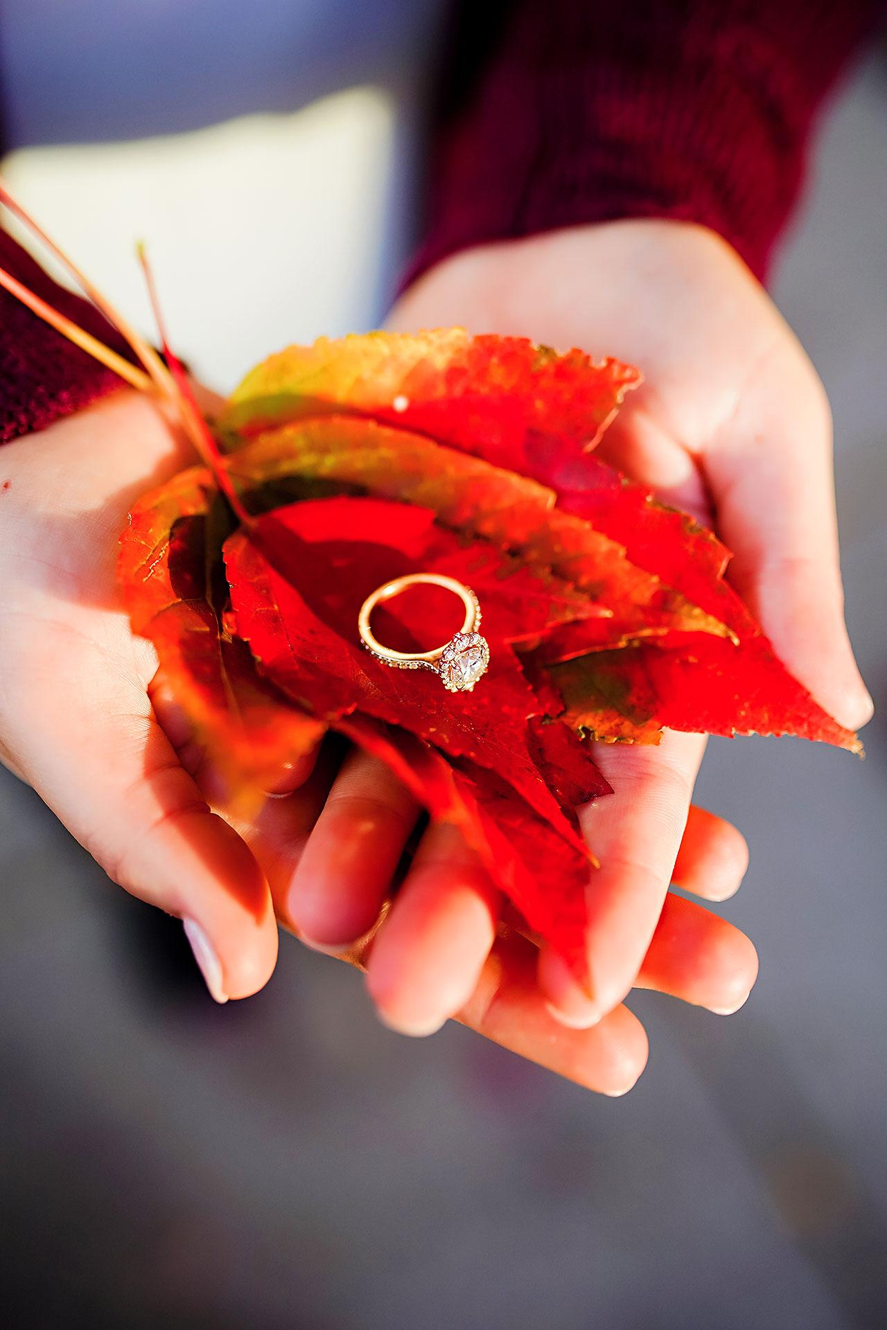 Allie Joe Purdue Engagement 104