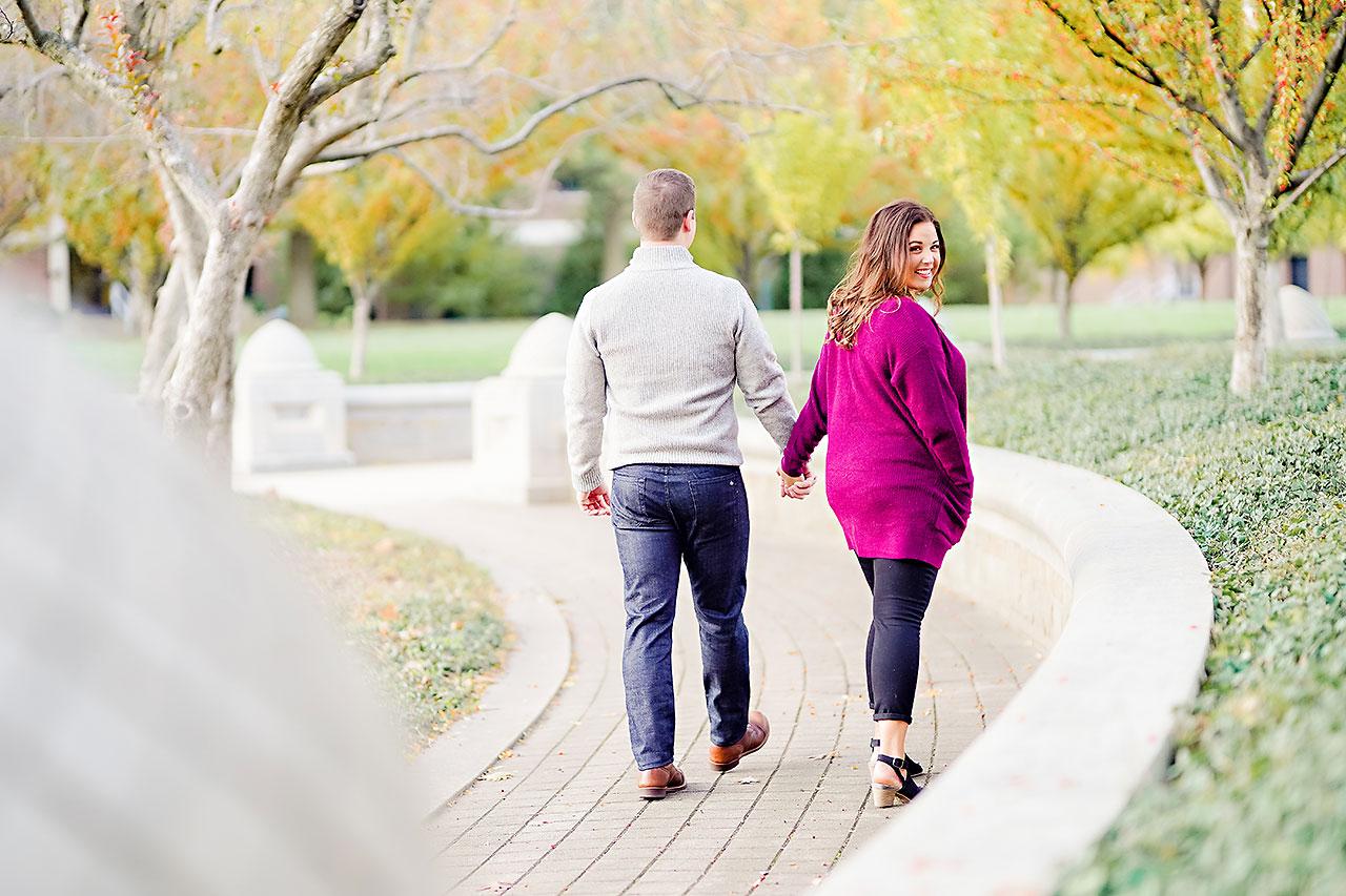 Allie Joe Purdue Engagement 101