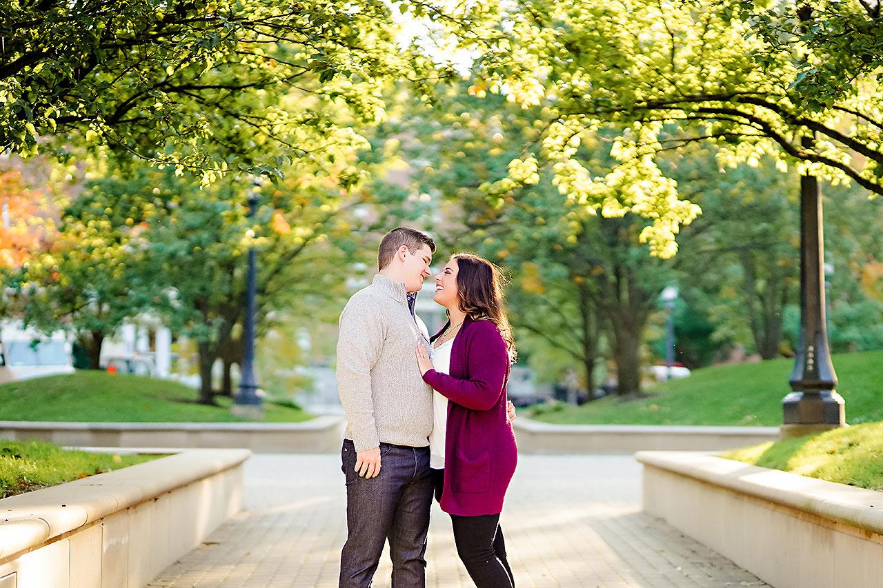 Allie Joe Purdue Engagement 102