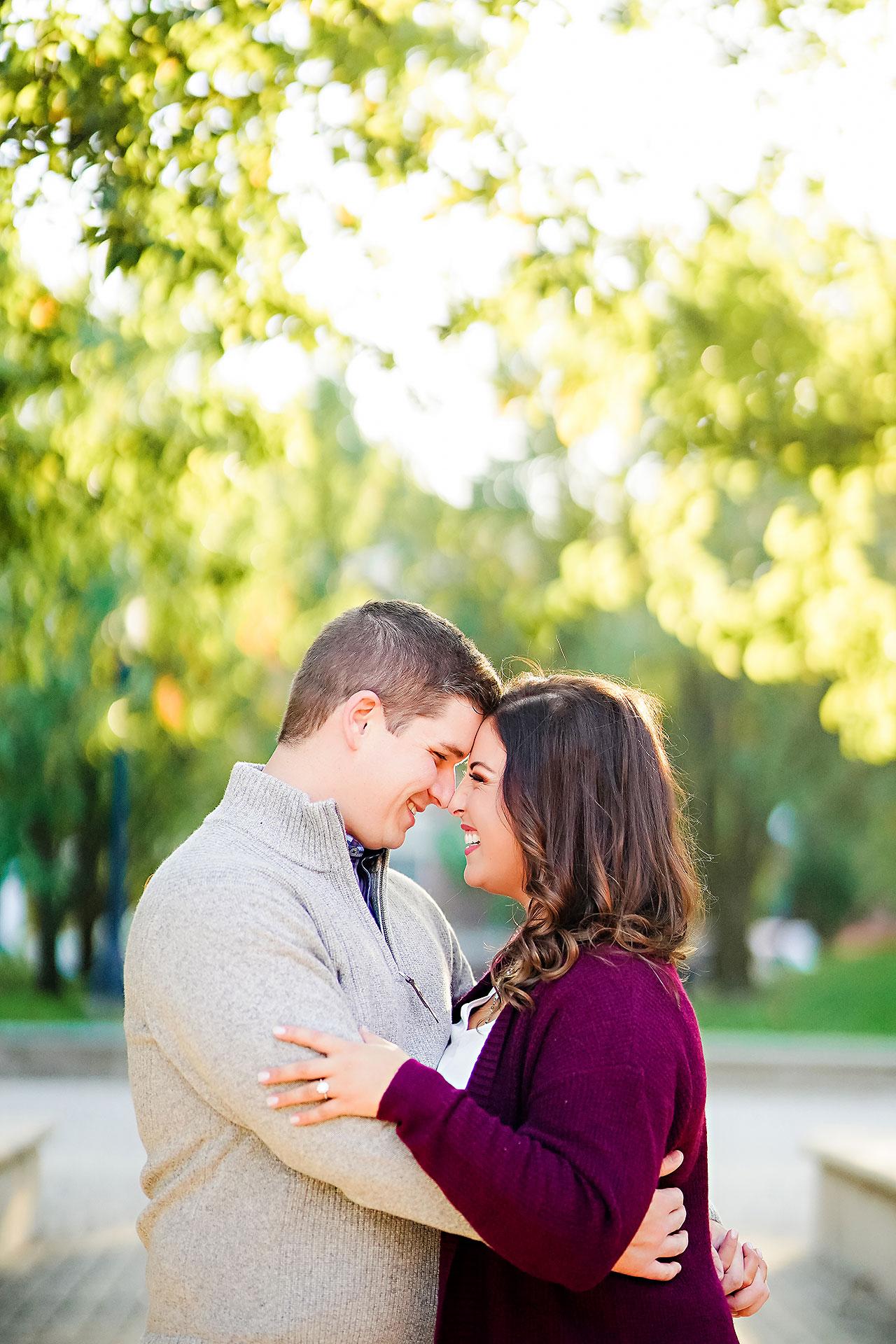 Allie Joe Purdue Engagement 096