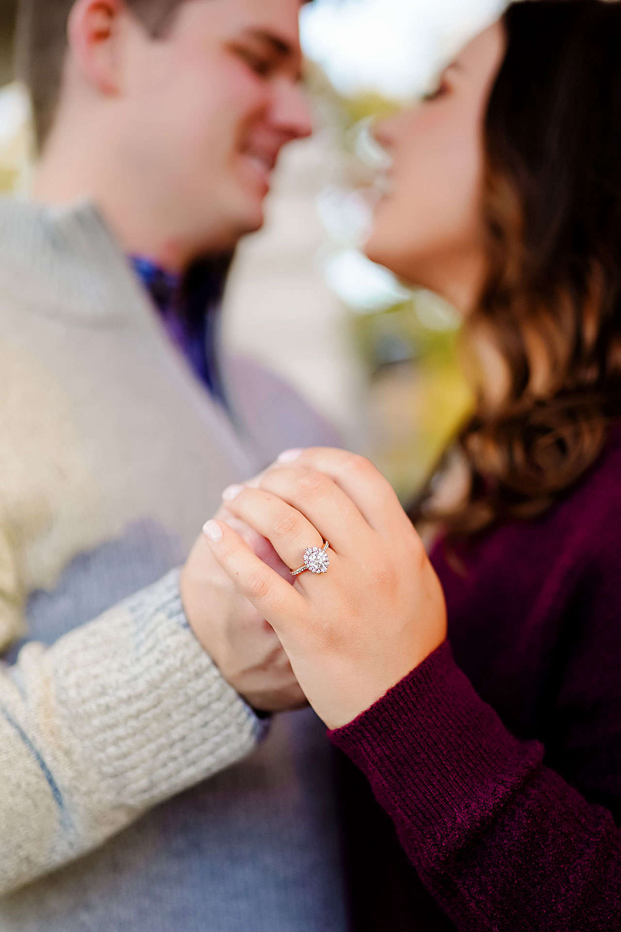 Allie Joe Purdue Engagement 094