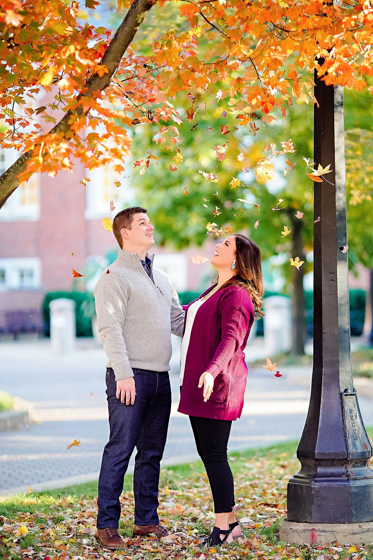 Allie Joe Purdue Engagement 087