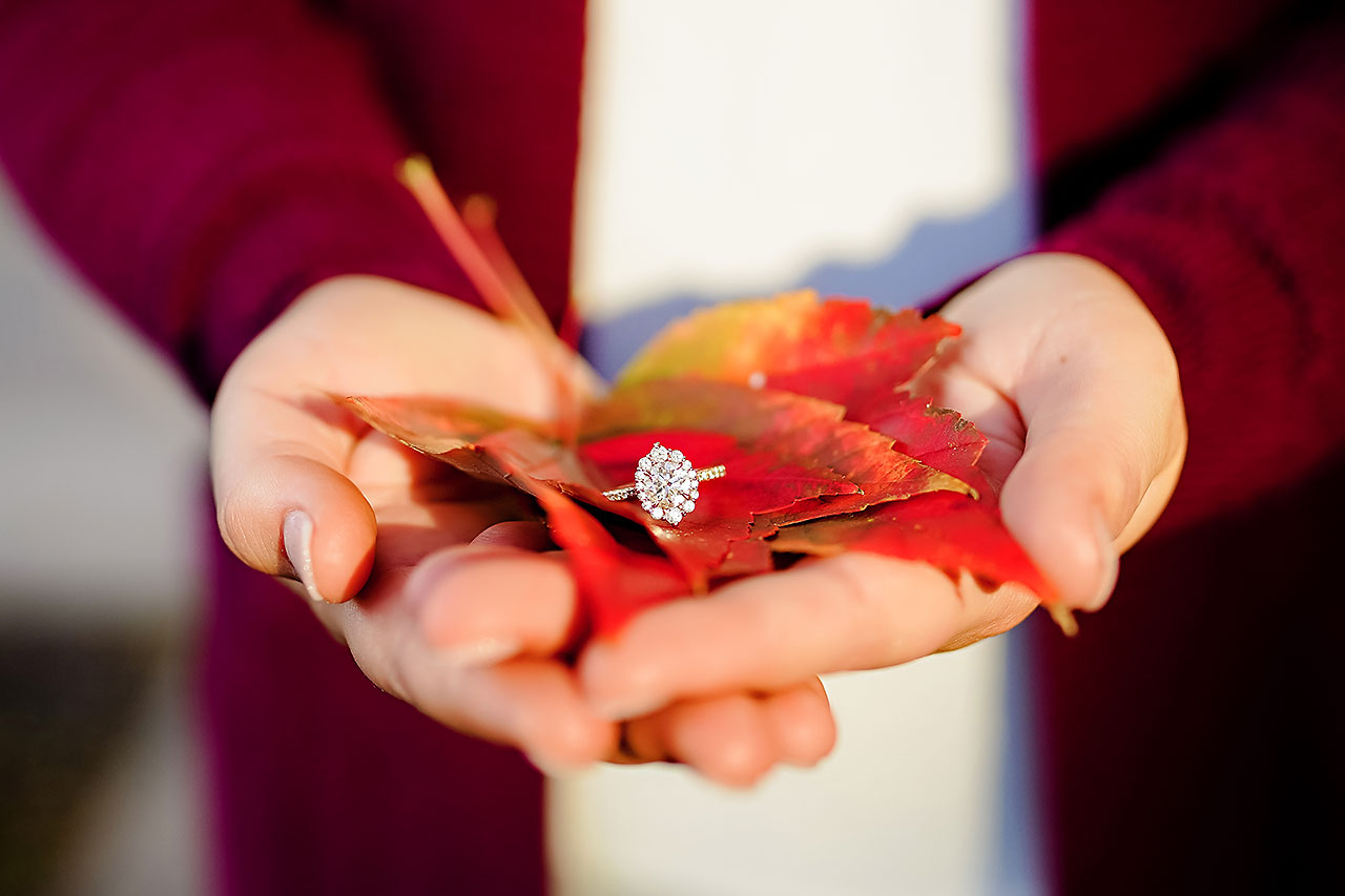 Allie Joe Purdue Engagement 085