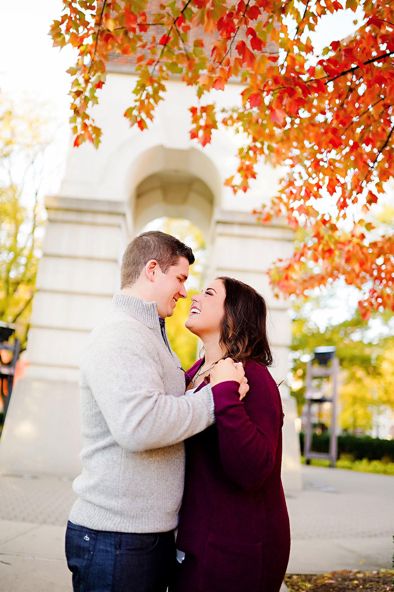 Allie Joe Purdue Engagement 079