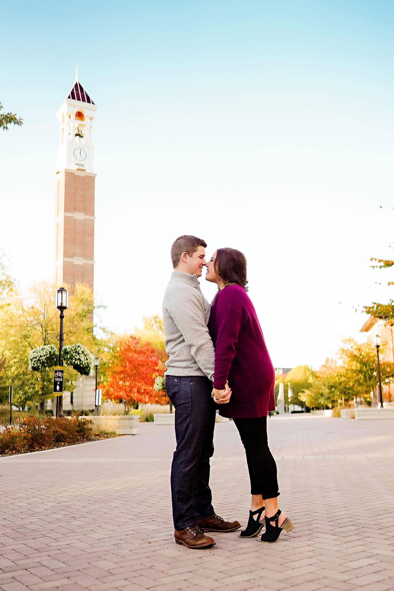 Allie Joe Purdue Engagement 078