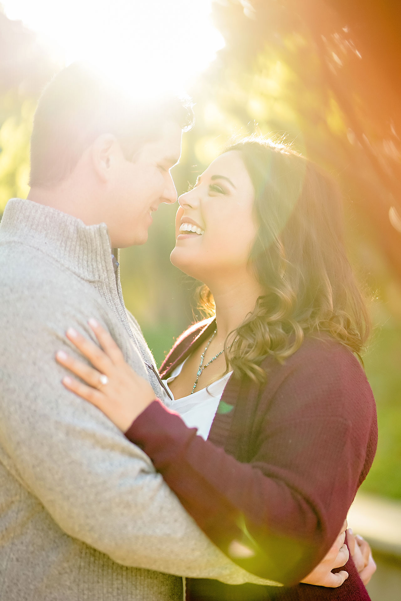 Allie Joe Purdue Engagement 074