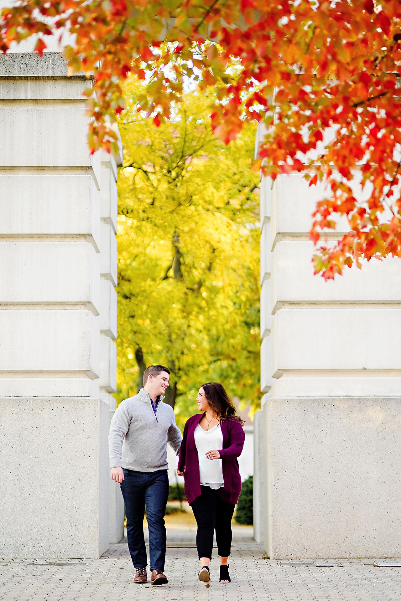 Allie Joe Purdue Engagement 071