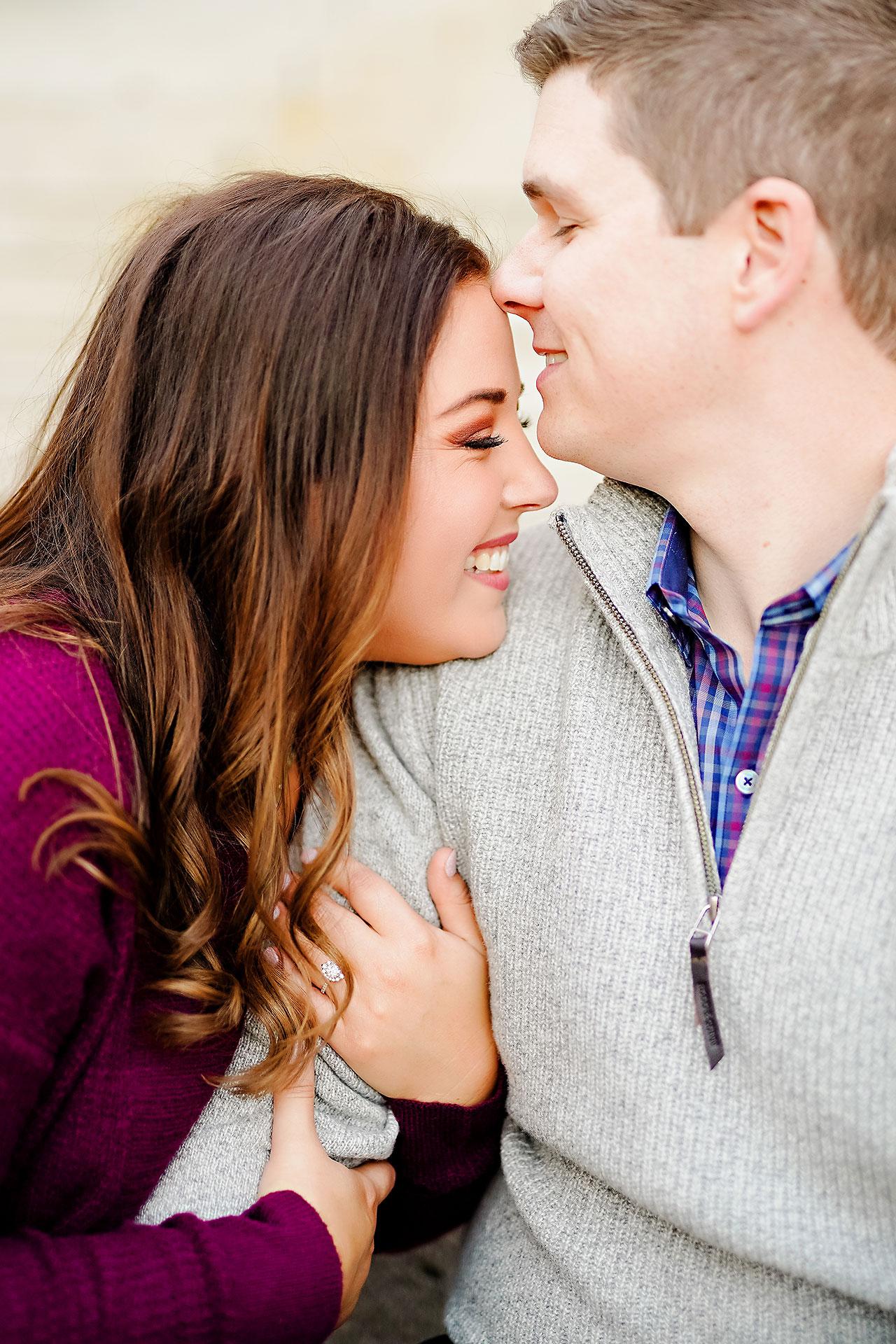Allie Joe Purdue Engagement 067