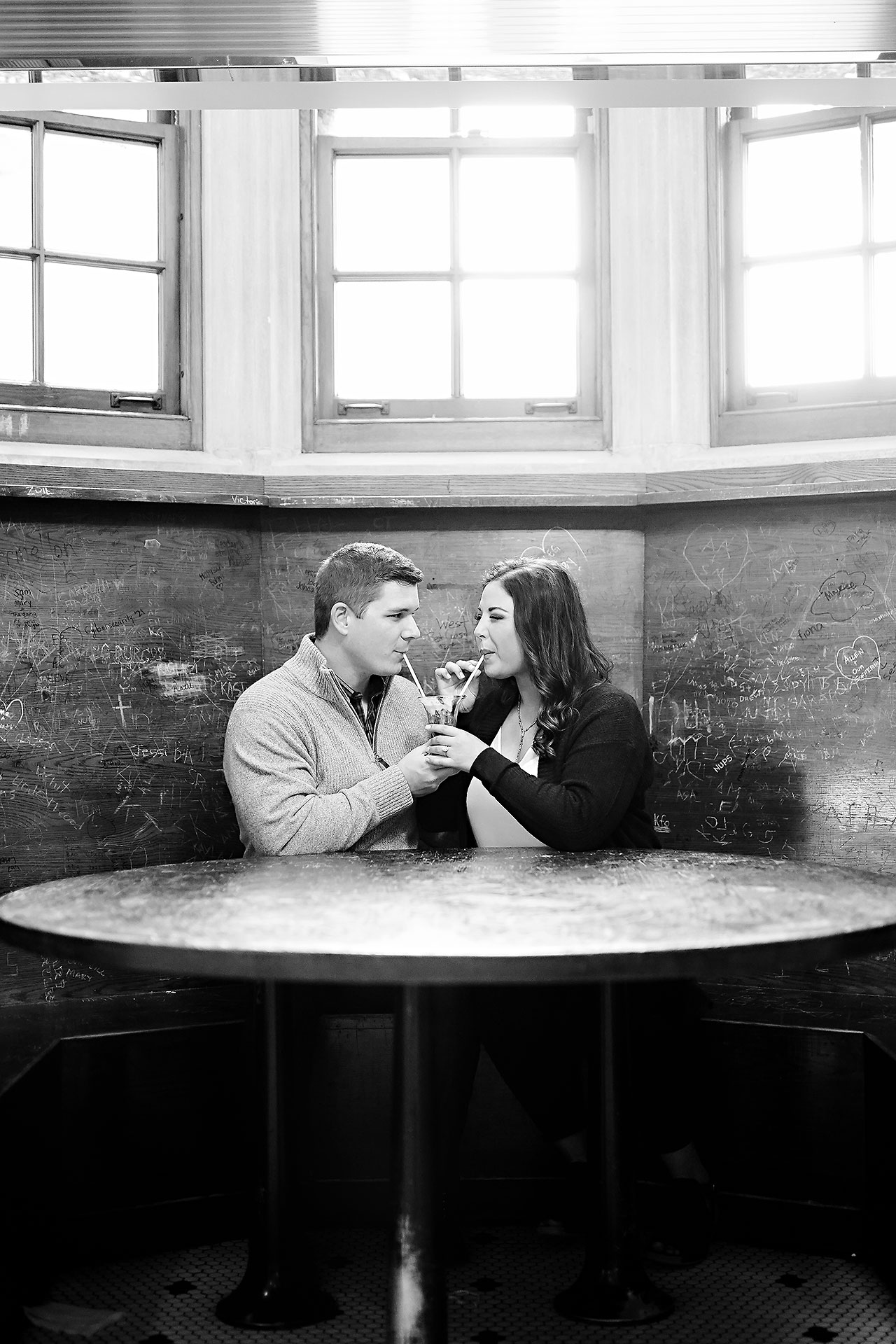 Allie Joe Purdue Engagement 062