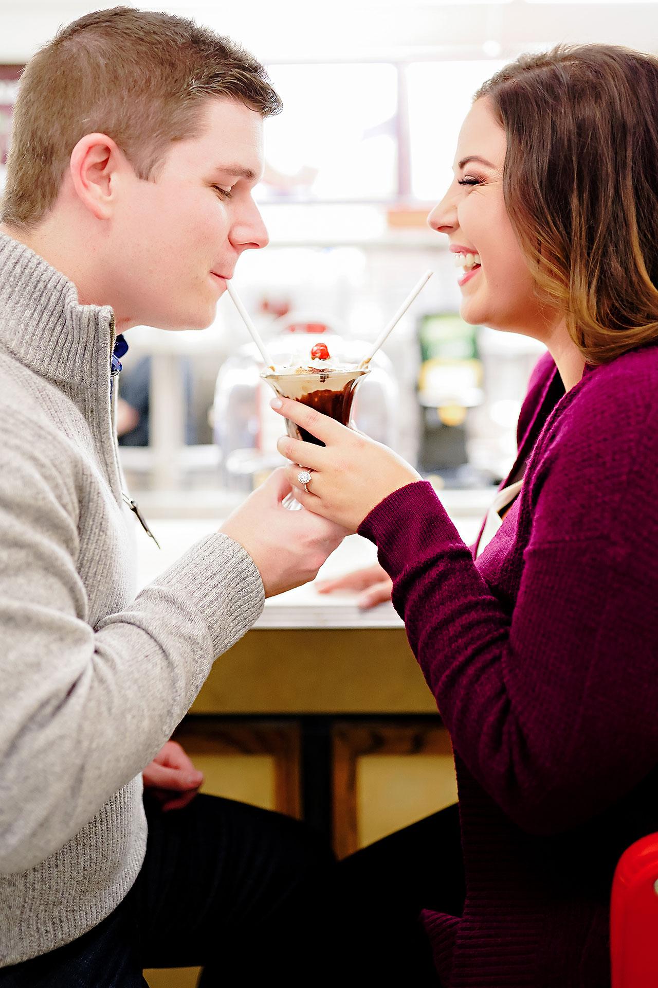 Allie Joe Purdue Engagement 057