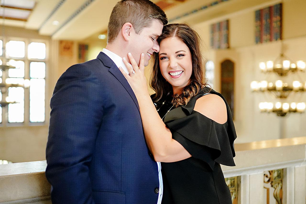 Allie Joe Purdue Engagement 056