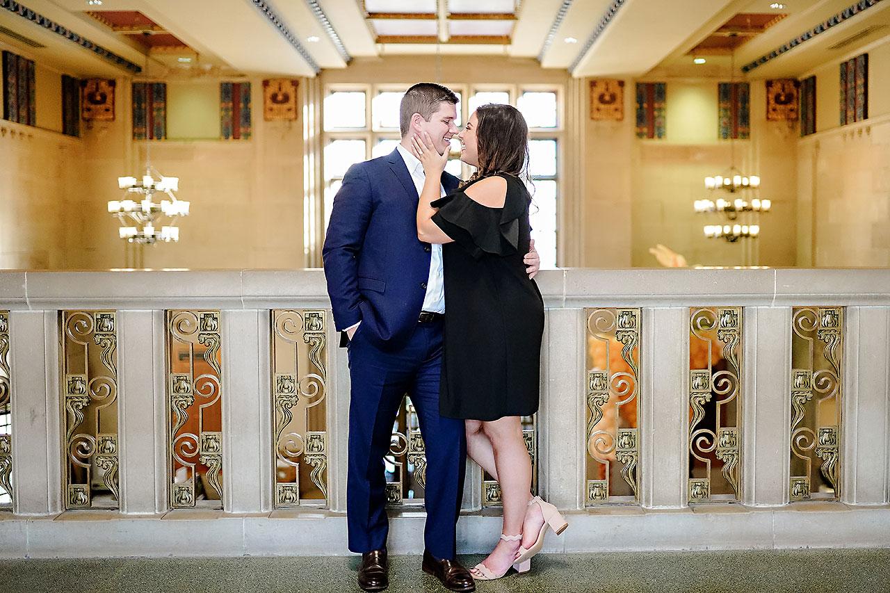 Allie Joe Purdue Engagement 052