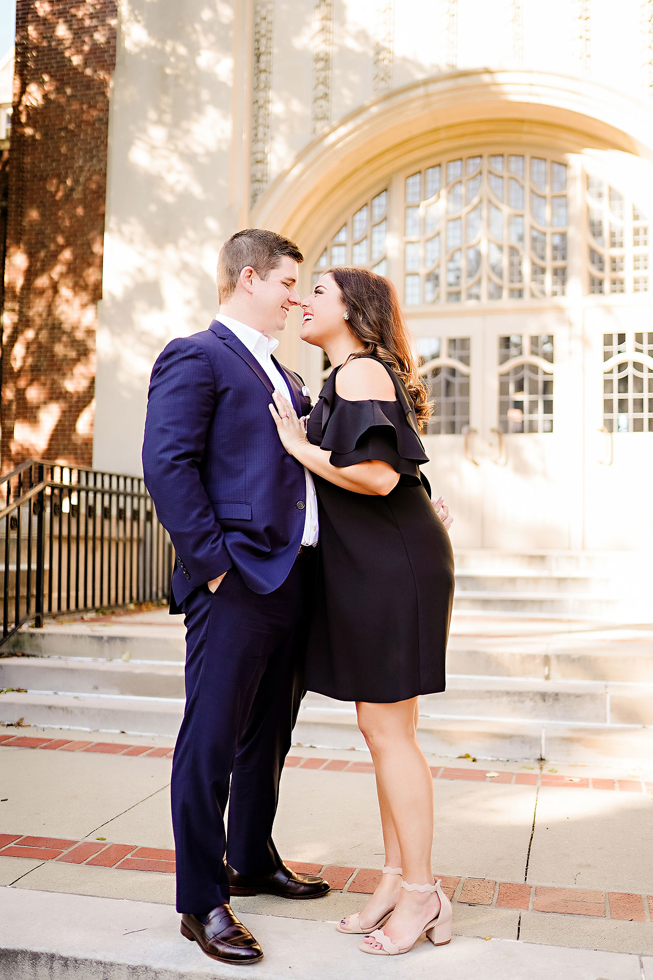 Allie Joe Purdue Engagement 050