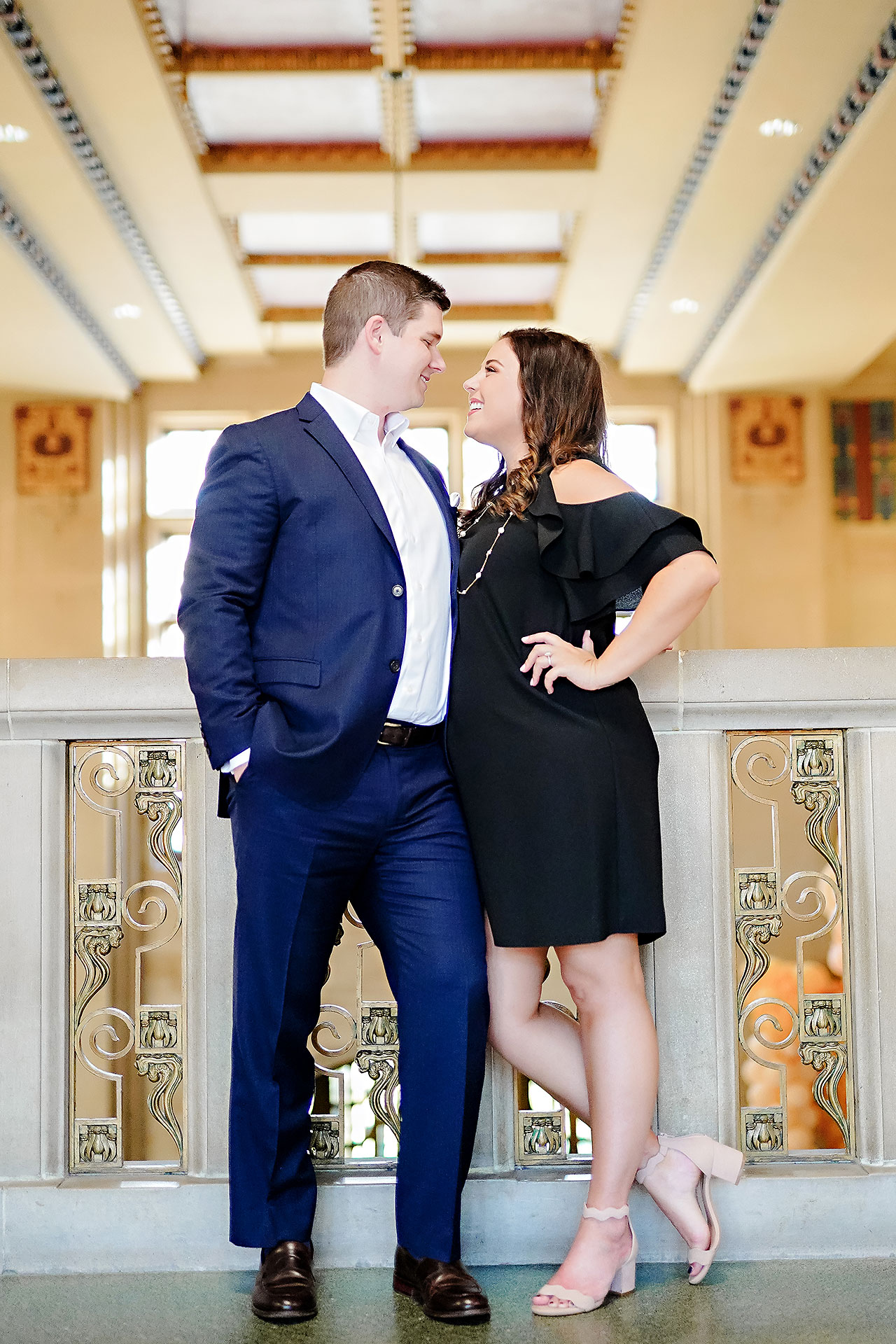 Allie Joe Purdue Engagement 025