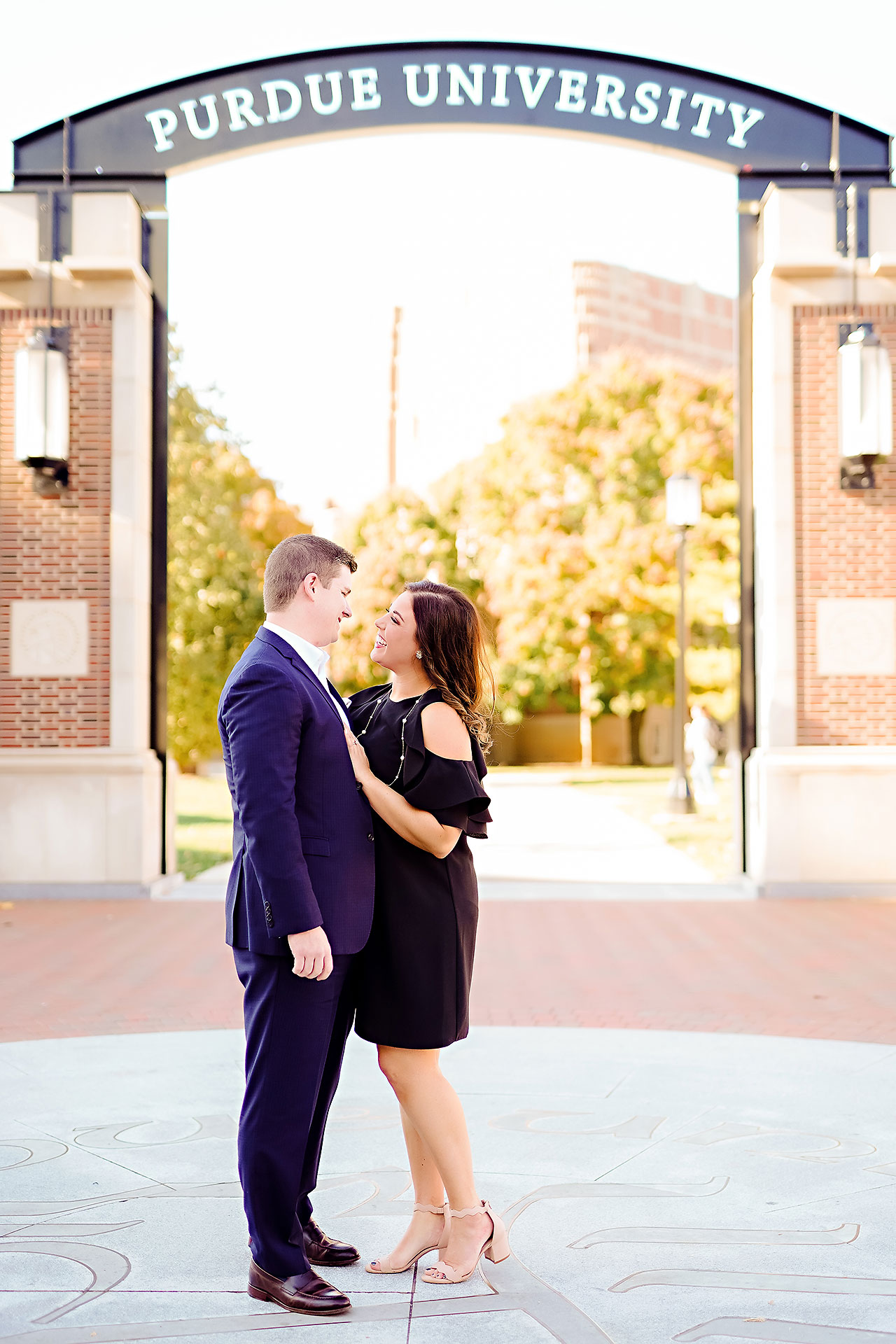 Allie Joe Purdue Engagement 019