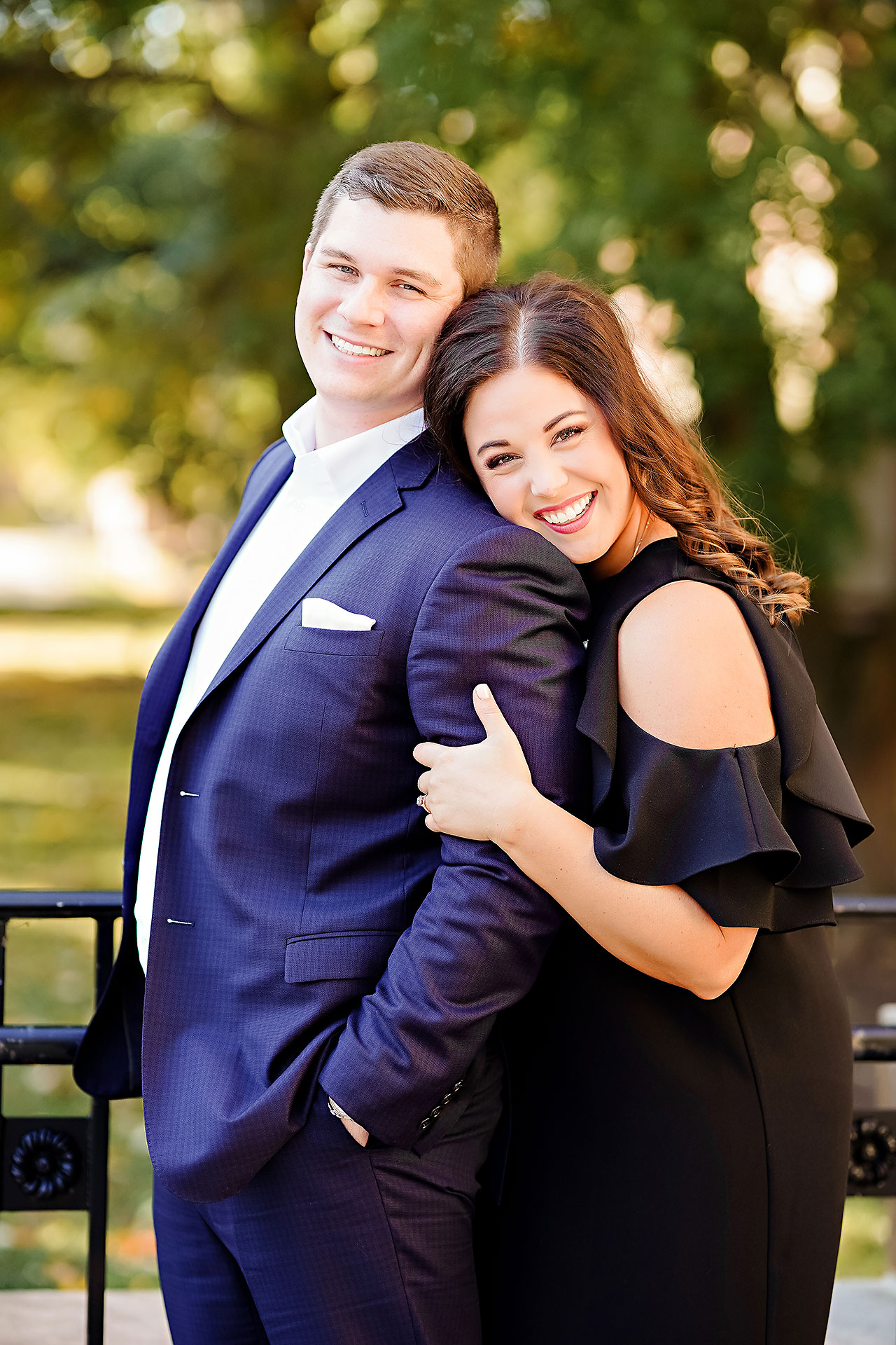 Allie Joe Purdue Engagement 007