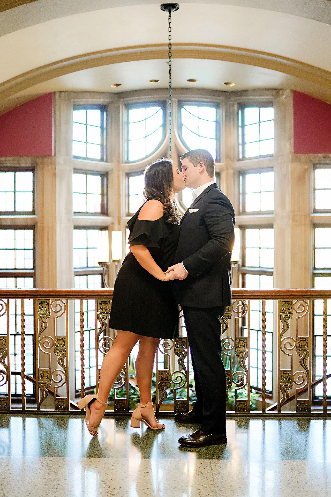 Allie Joe Purdue Engagement 008