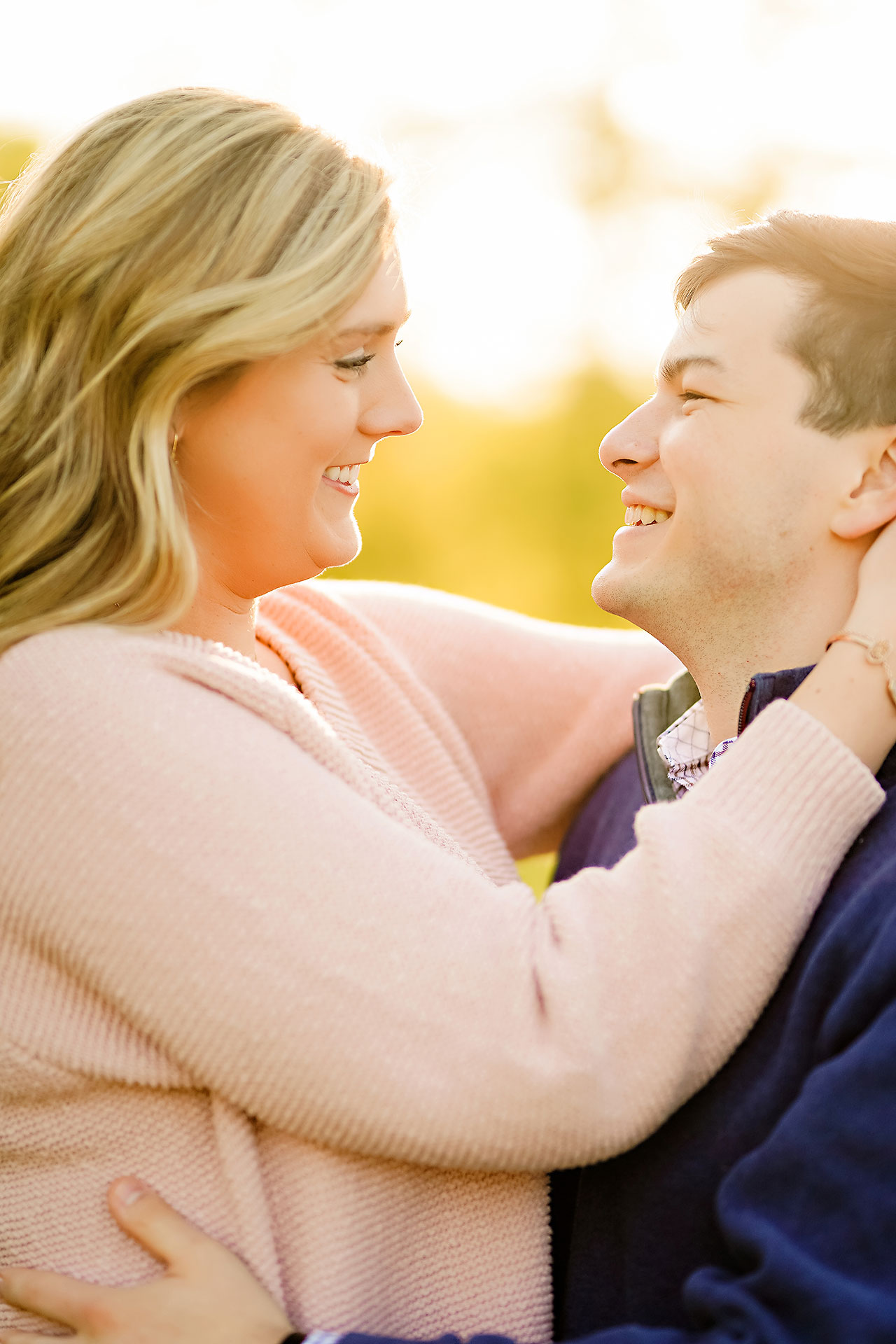 Taylor Case Newfields Engagement Session 128