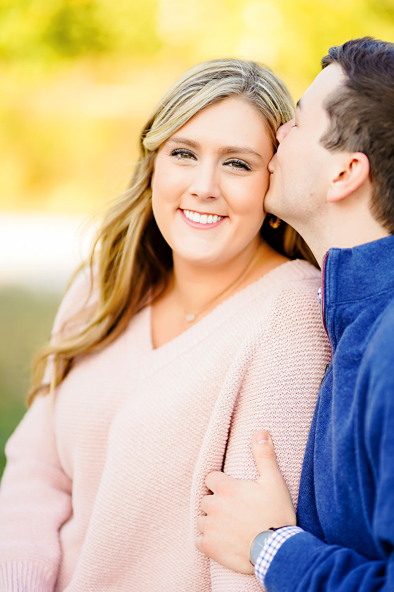 Taylor Case Newfields Engagement Session 129