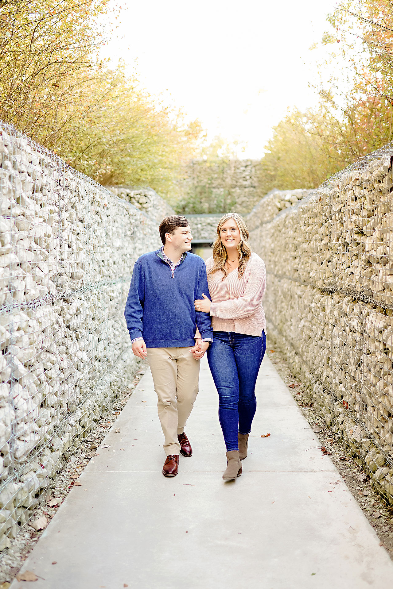 Taylor Case Newfields Engagement Session 127