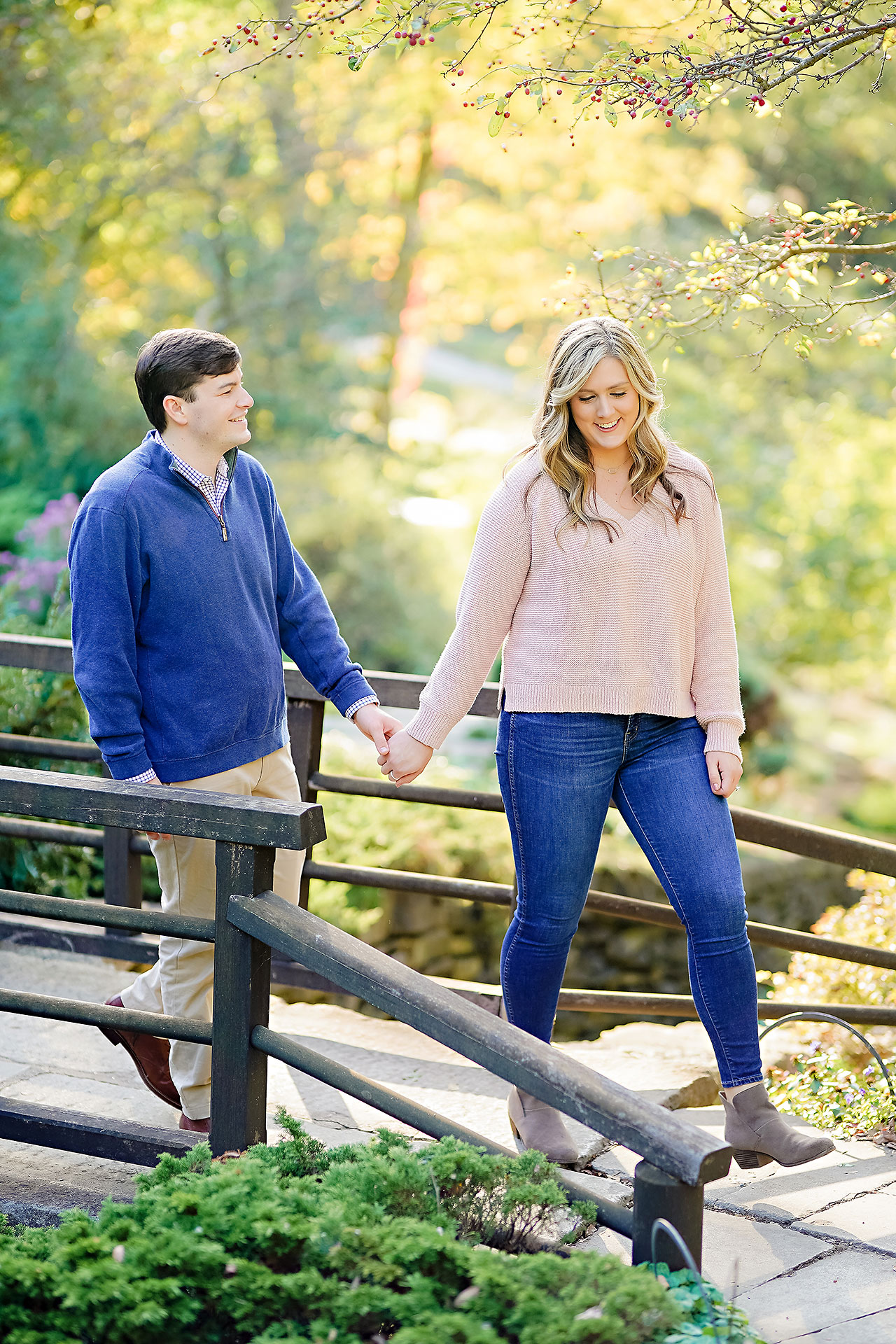Taylor Case Newfields Engagement Session 053