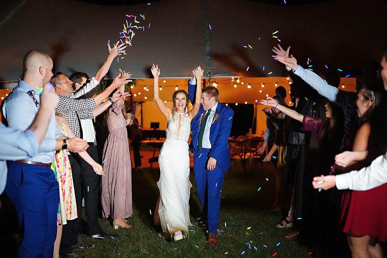 Hannah Ian Friendship Gardens Michigan City Indiana Wedding 383