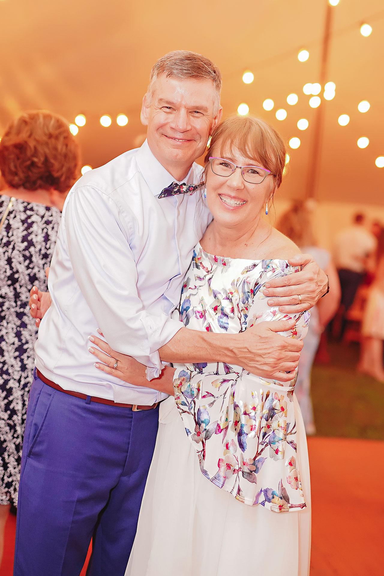 Hannah Ian Friendship Gardens Michigan City Indiana Wedding 347