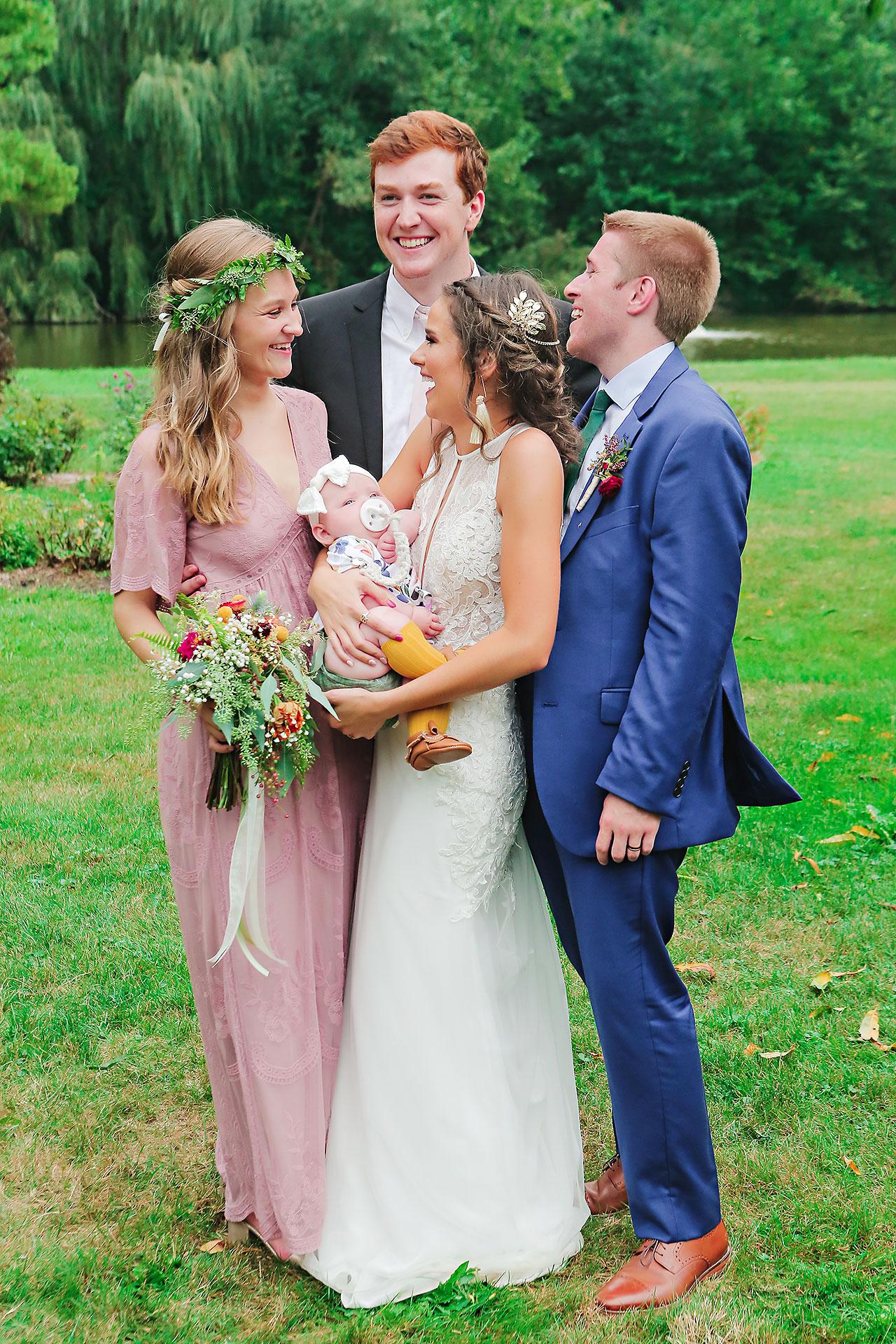 Hannah Ian Friendship Gardens Michigan City Indiana Wedding 245