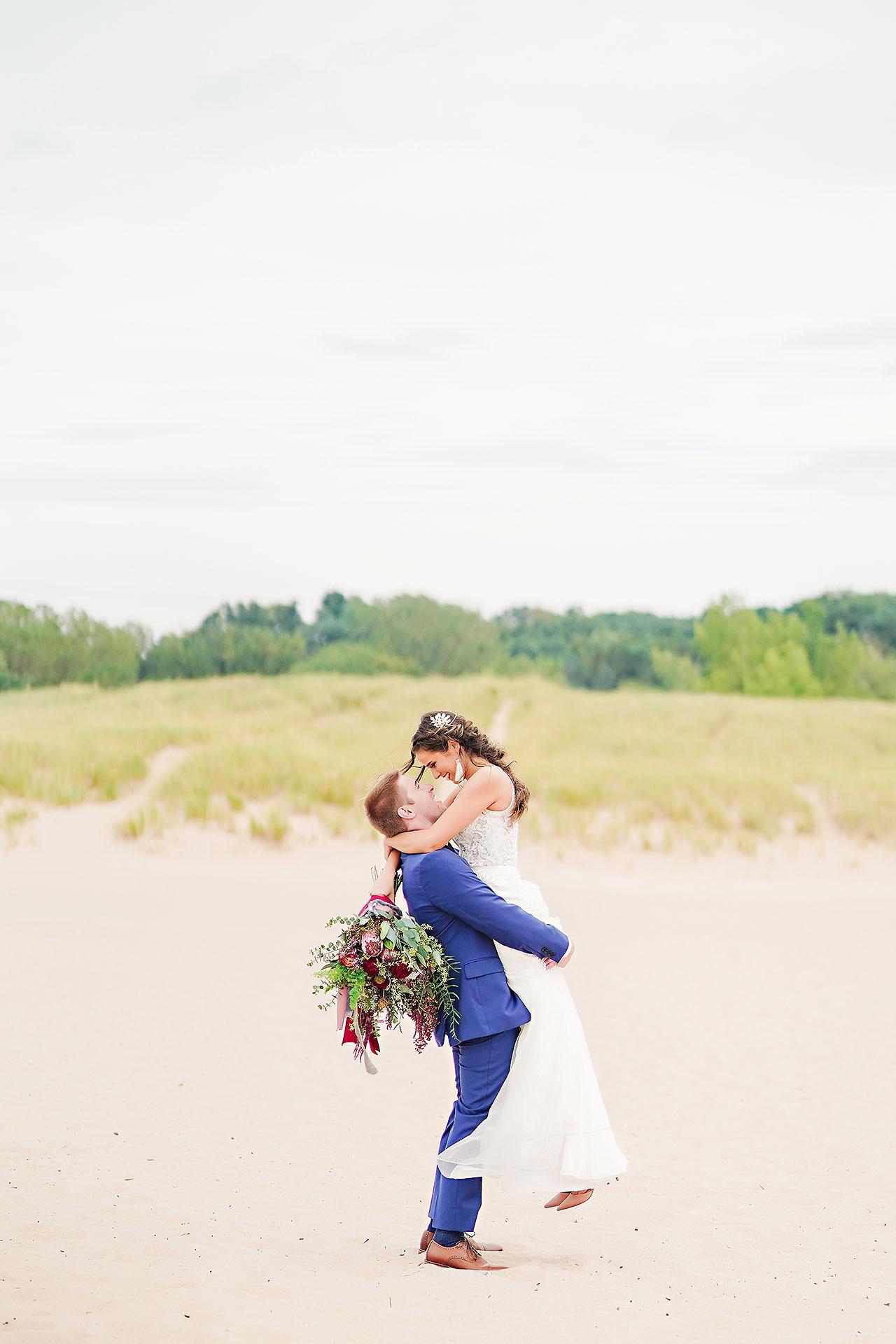 Hannah Ian Friendship Gardens Michigan City Indiana Wedding 204