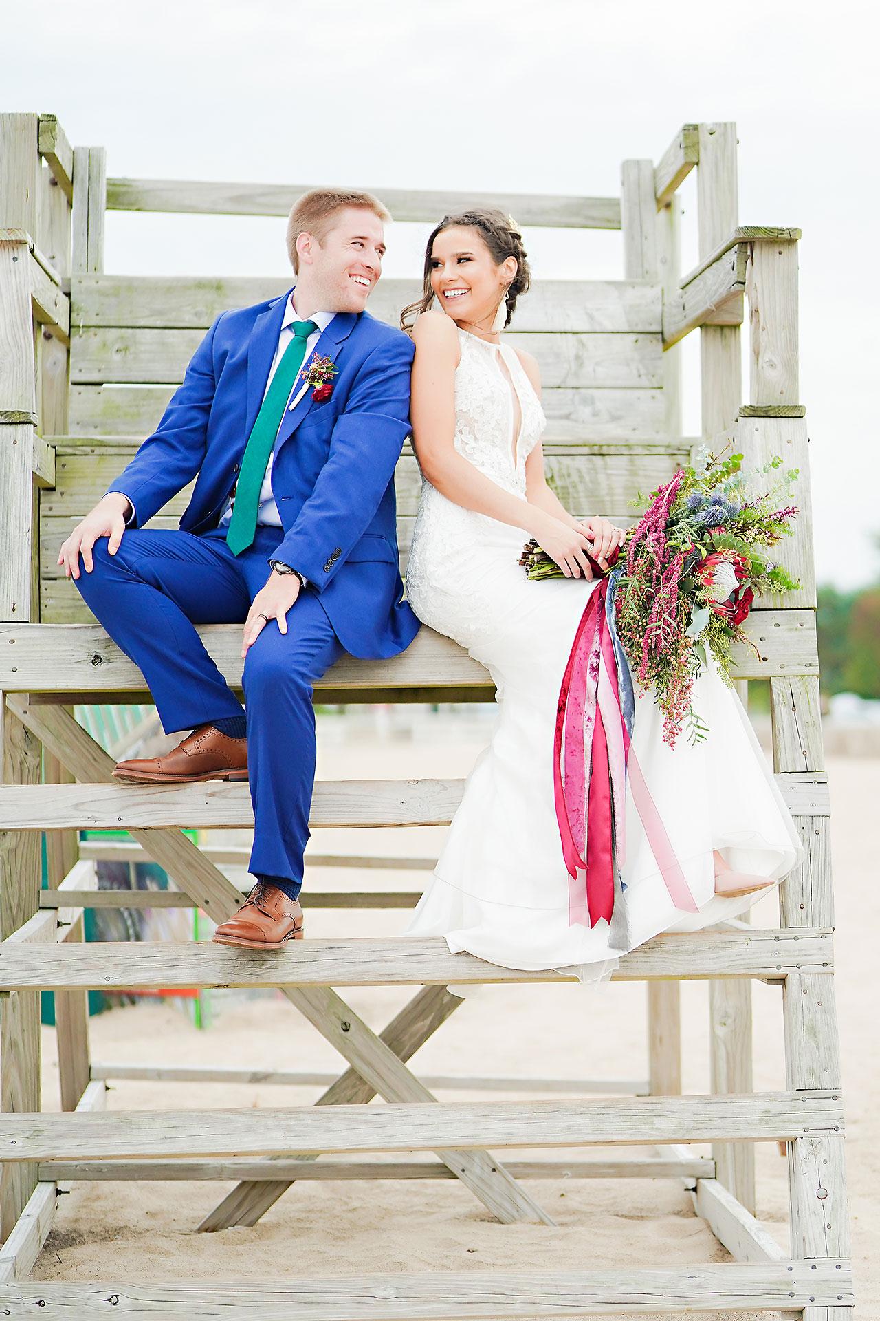 Hannah Ian Friendship Gardens Michigan City Indiana Wedding 182