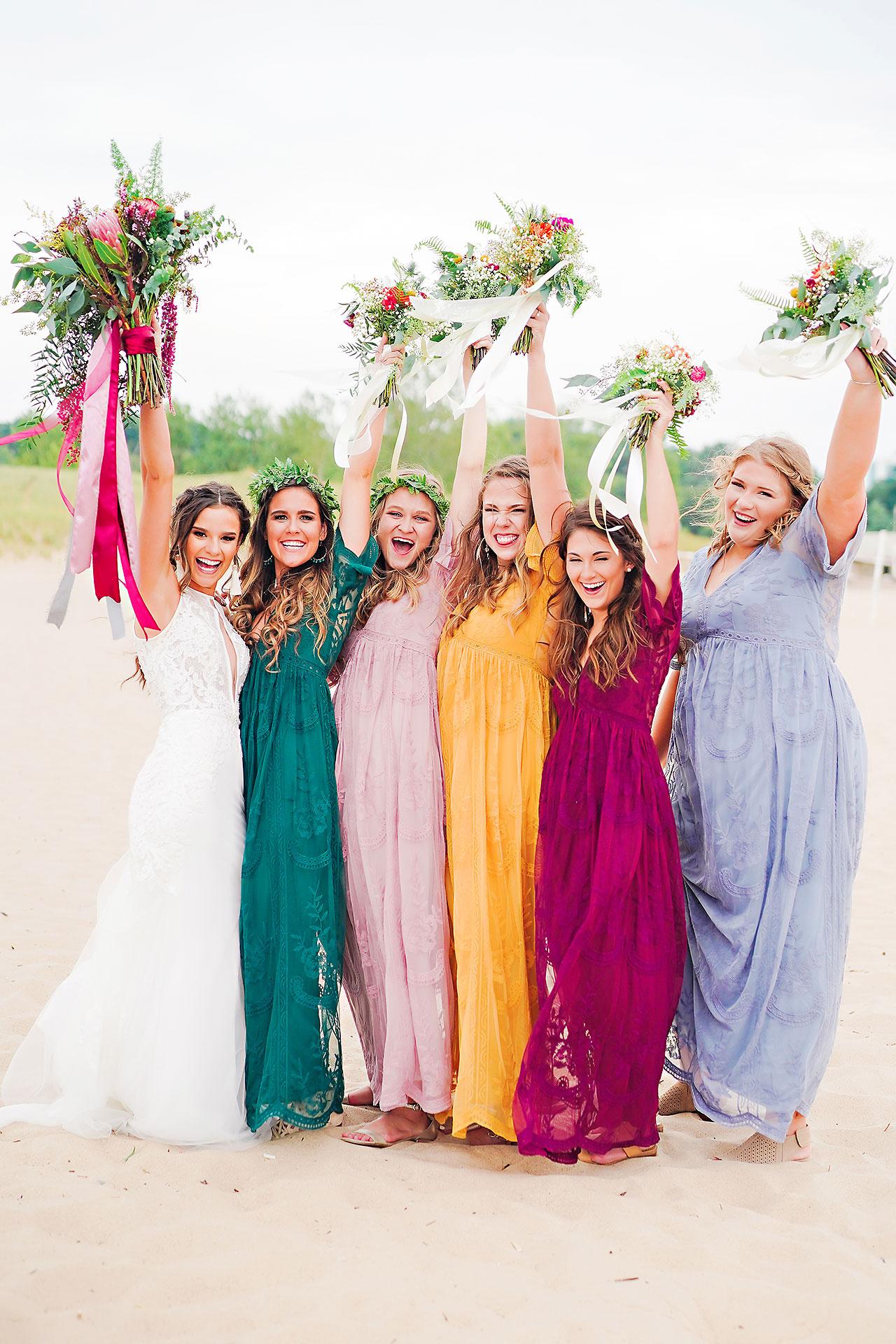 Hannah Ian Friendship Gardens Michigan City Indiana Wedding 166