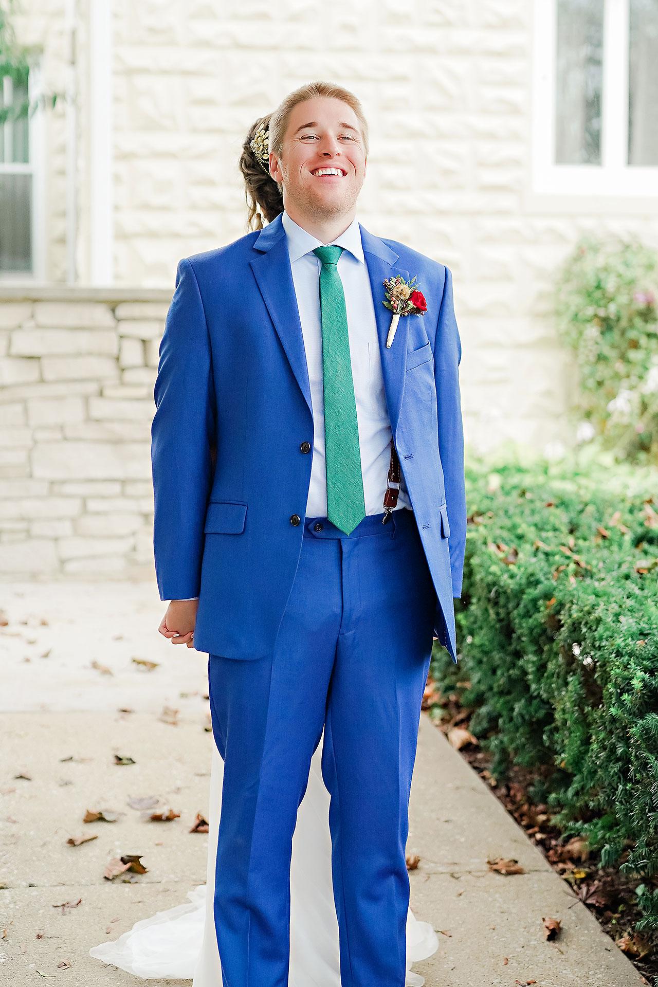 Hannah Ian Friendship Gardens Michigan City Indiana Wedding 098