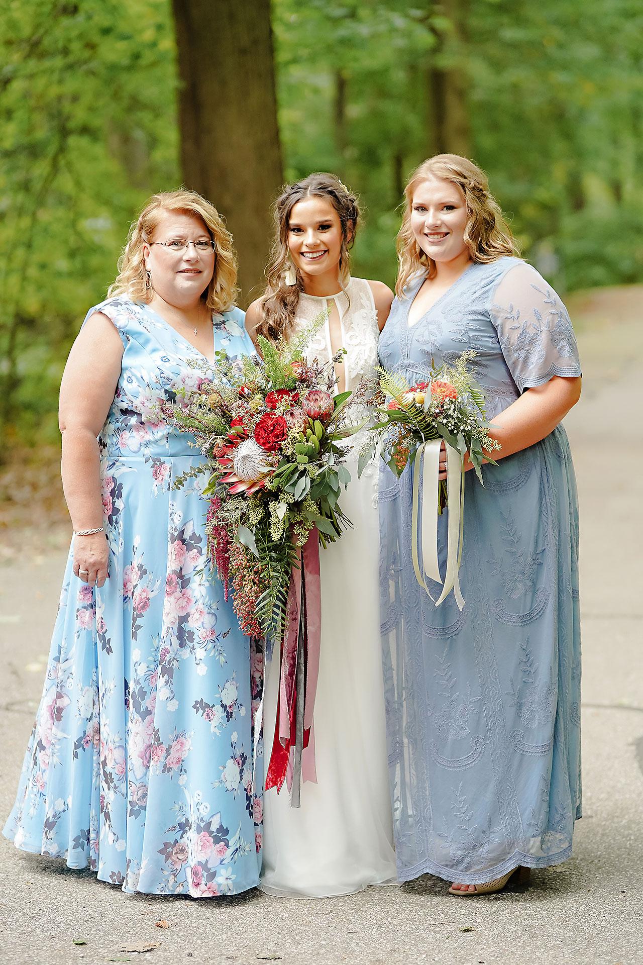 Hannah Ian Friendship Gardens Michigan City Indiana Wedding 068