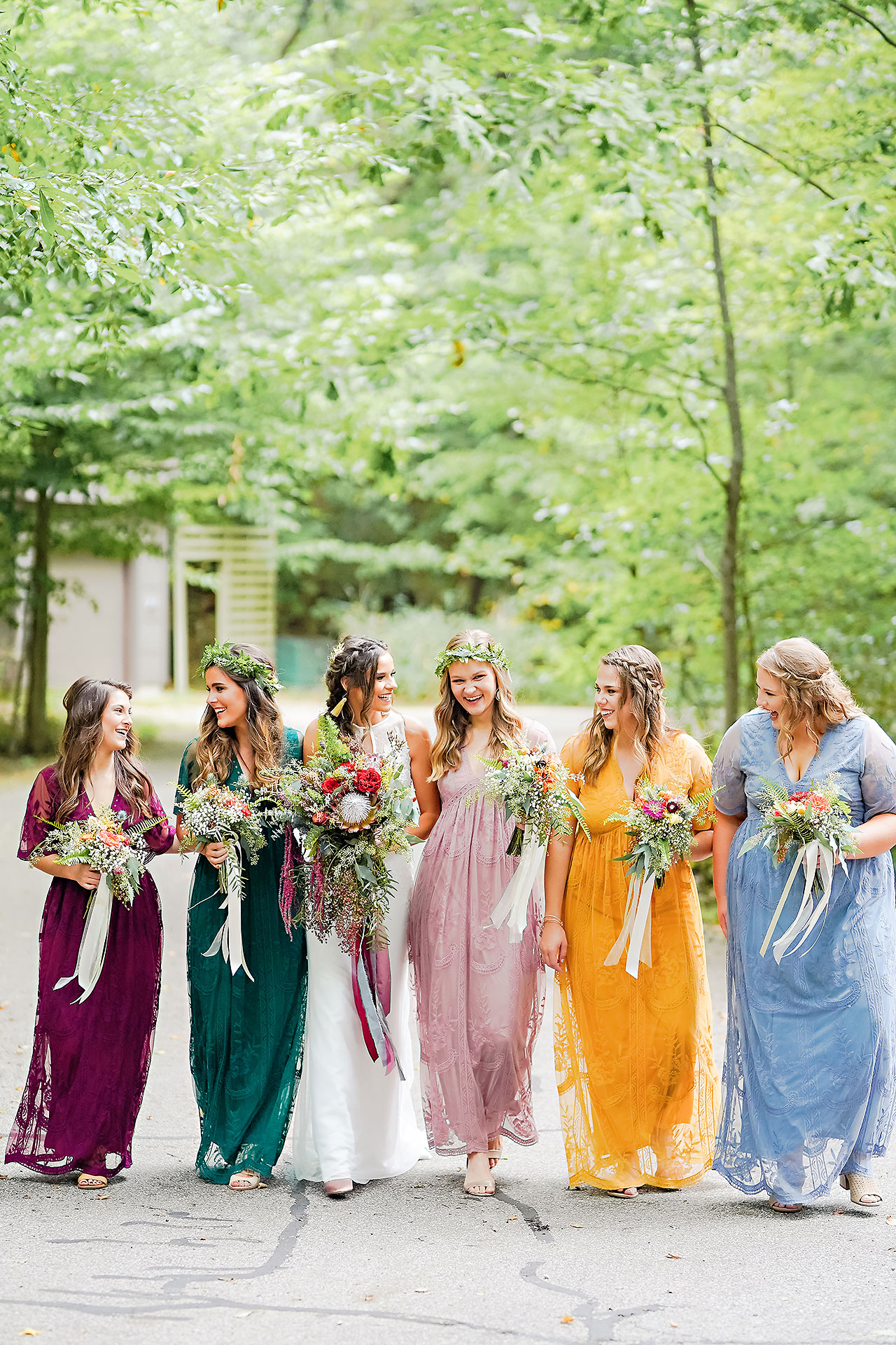 Hannah Ian Friendship Gardens Michigan City Indiana Wedding 064