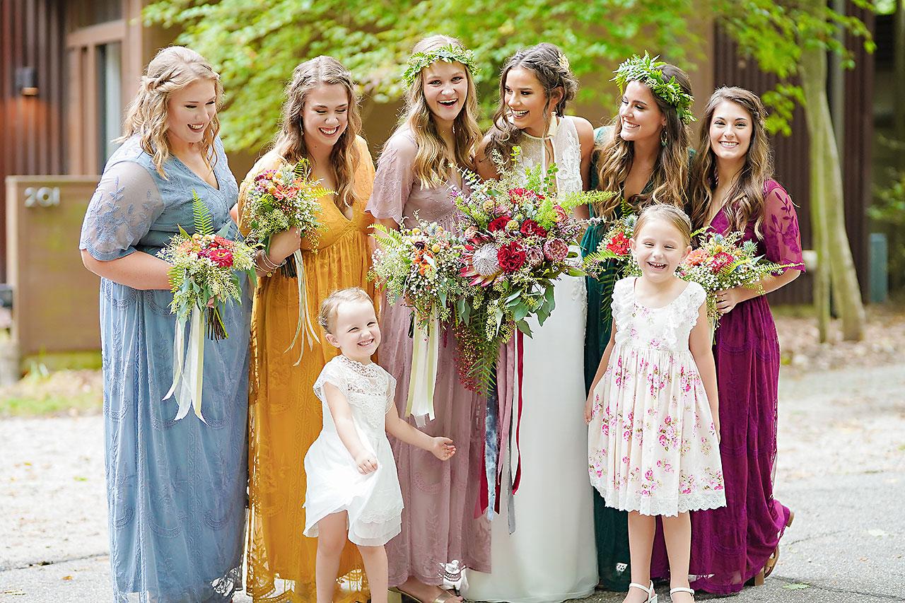 Hannah Ian Friendship Gardens Michigan City Indiana Wedding 062
