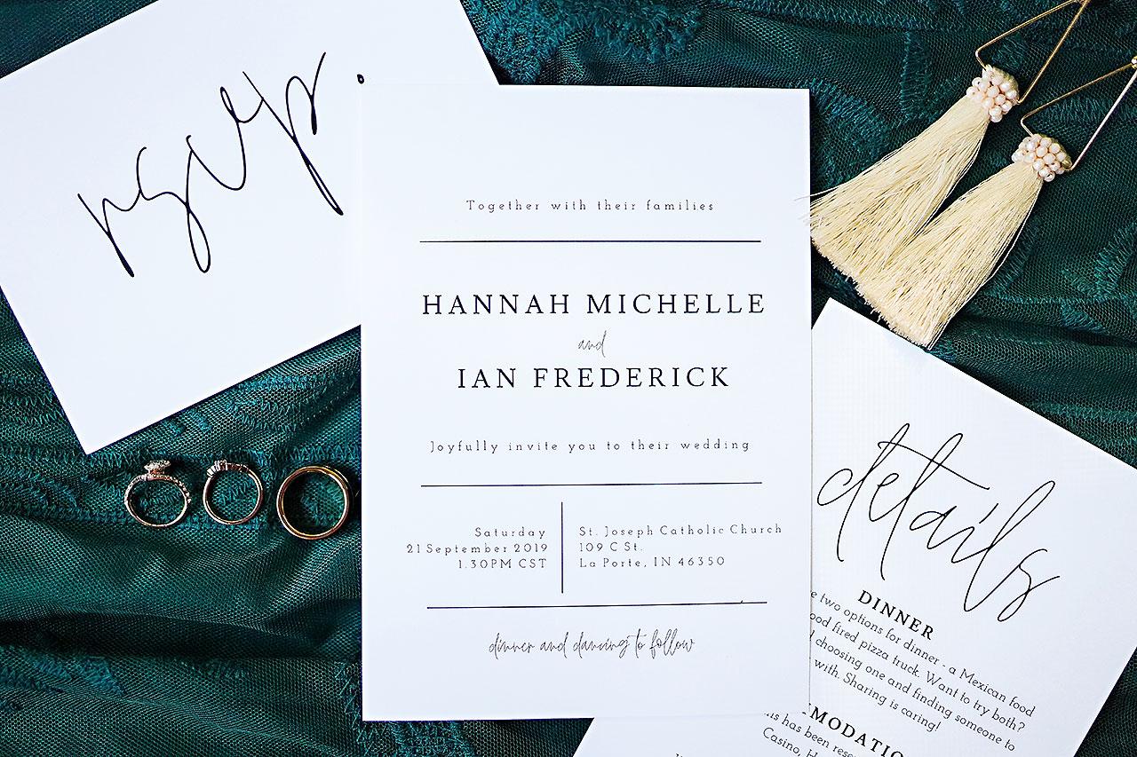 Hannah Ian Friendship Gardens Michigan City Indiana Wedding 025