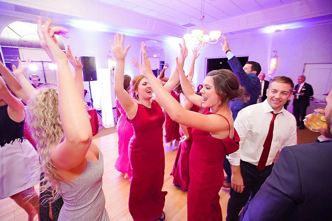 Callie Josh Ritz Charles Garden Pavilion Carmel Indiana Wedding 365
