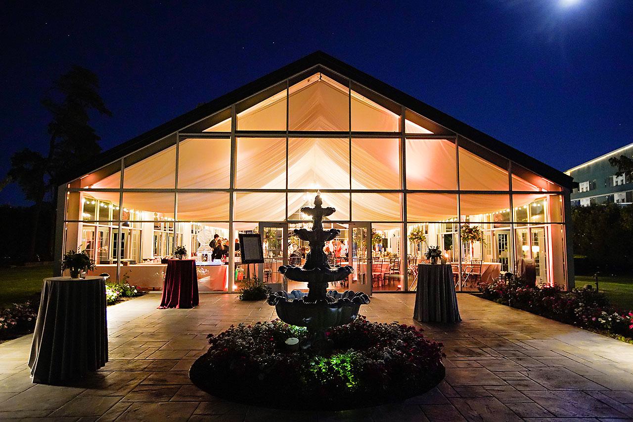 Callie Josh Ritz Charles Garden Pavilion Carmel Indiana Wedding 363