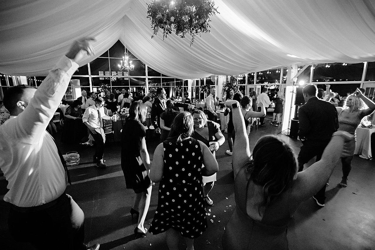 Callie Josh Ritz Charles Garden Pavilion Carmel Indiana Wedding 353