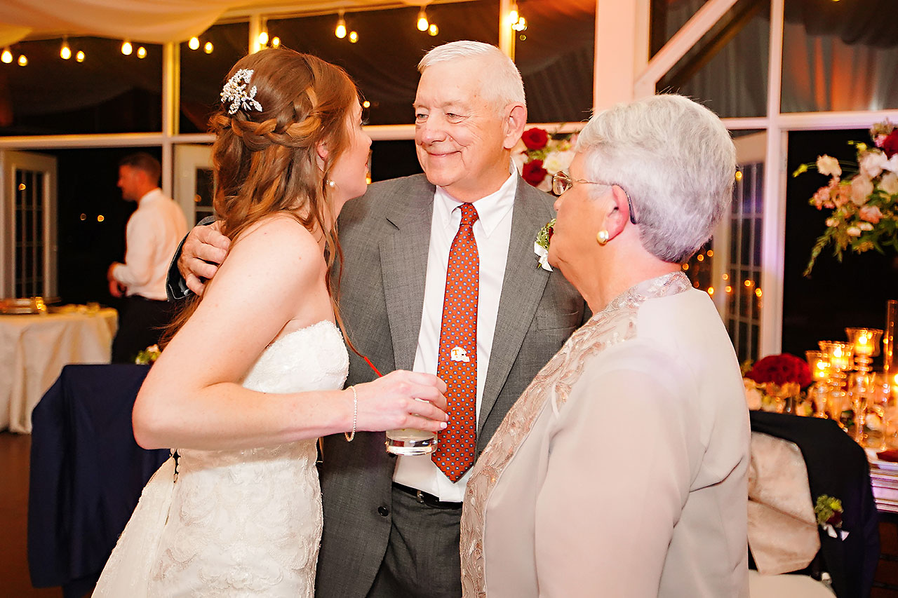 Callie Josh Ritz Charles Garden Pavilion Carmel Indiana Wedding 354