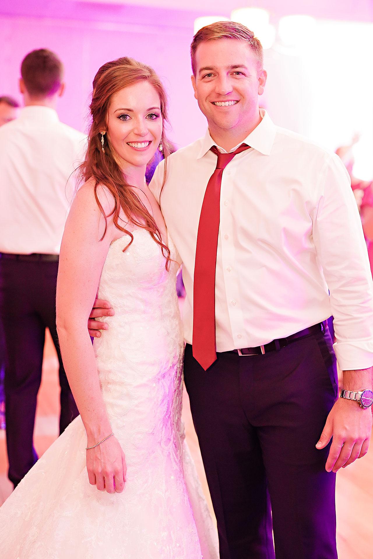 Callie Josh Ritz Charles Garden Pavilion Carmel Indiana Wedding 352