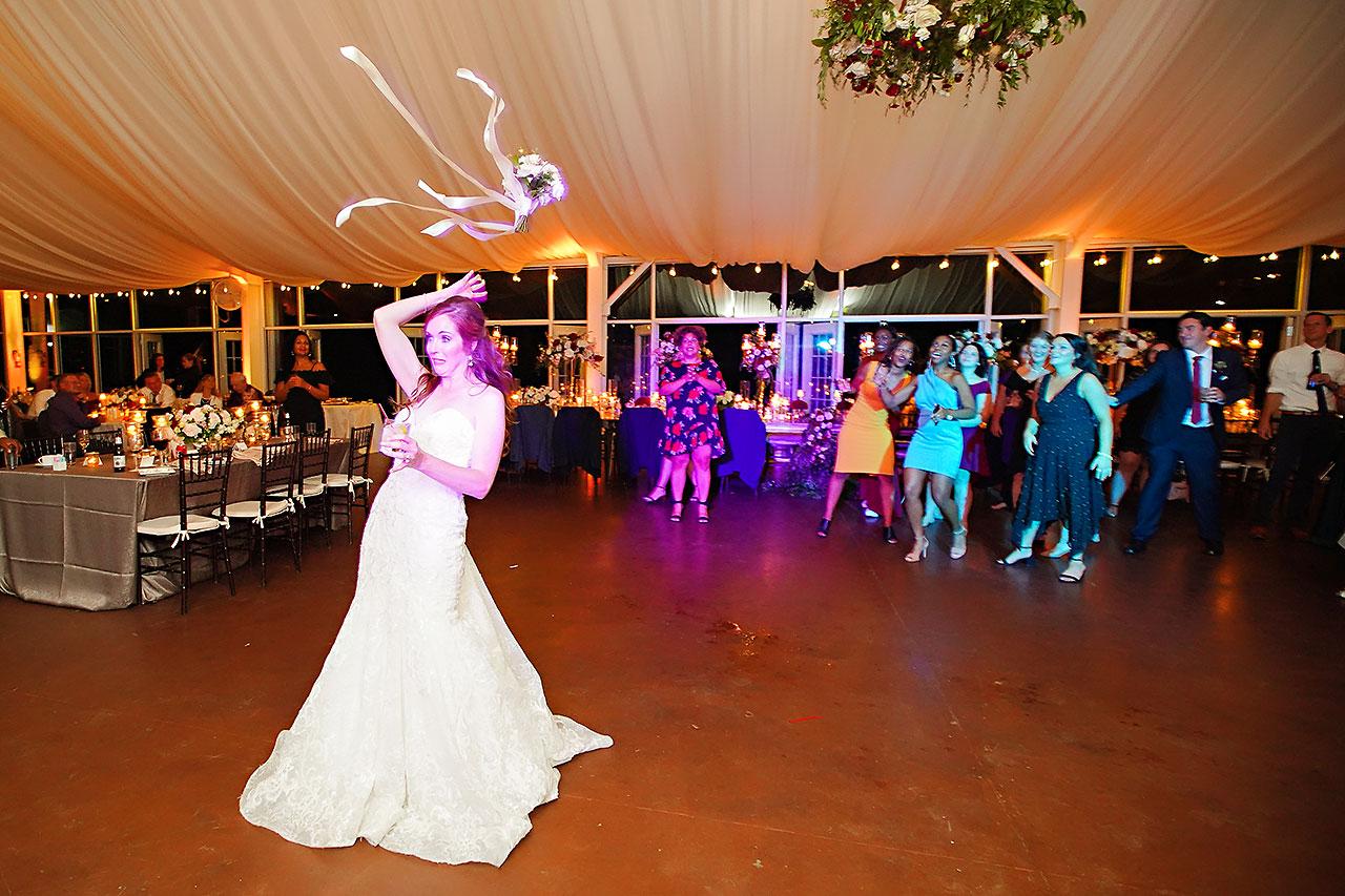 Callie Josh Ritz Charles Garden Pavilion Carmel Indiana Wedding 347