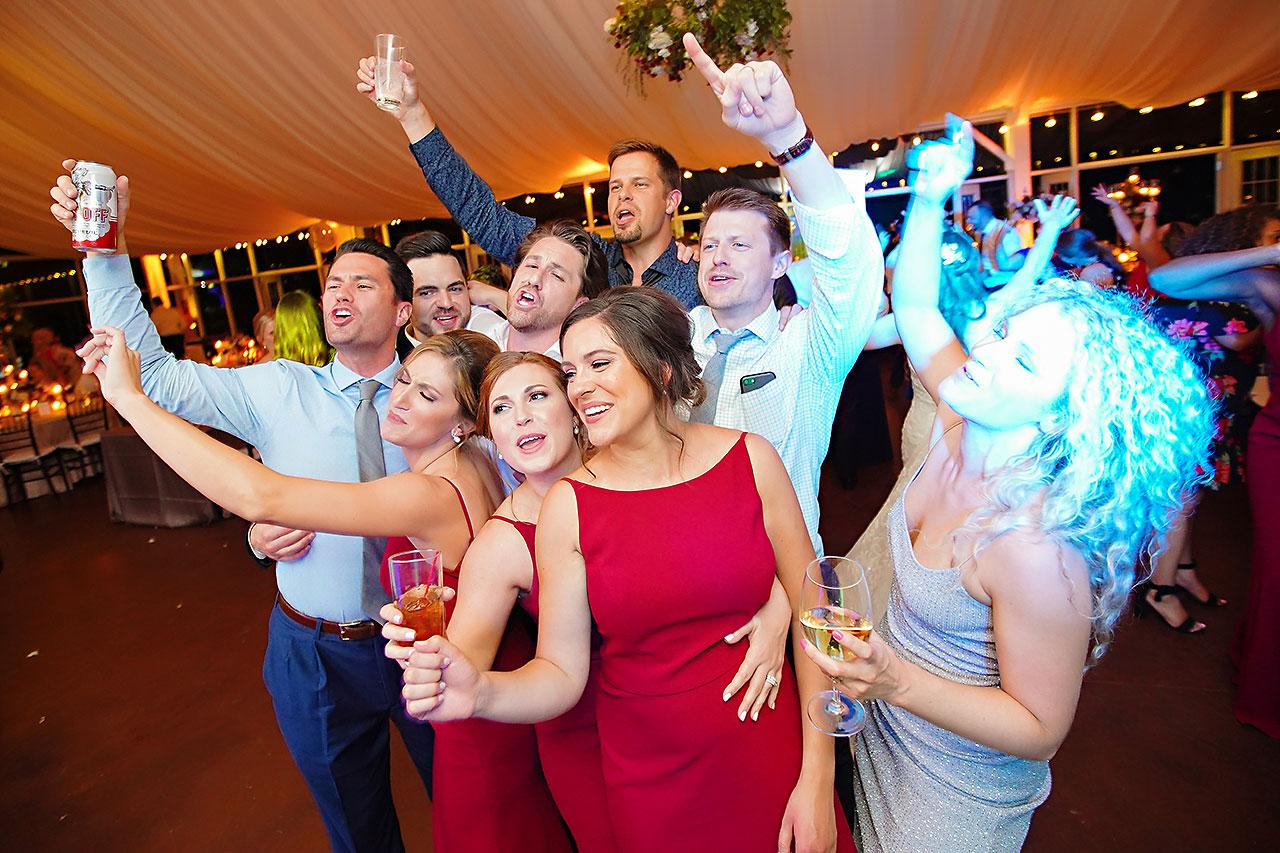 Callie Josh Ritz Charles Garden Pavilion Carmel Indiana Wedding 344