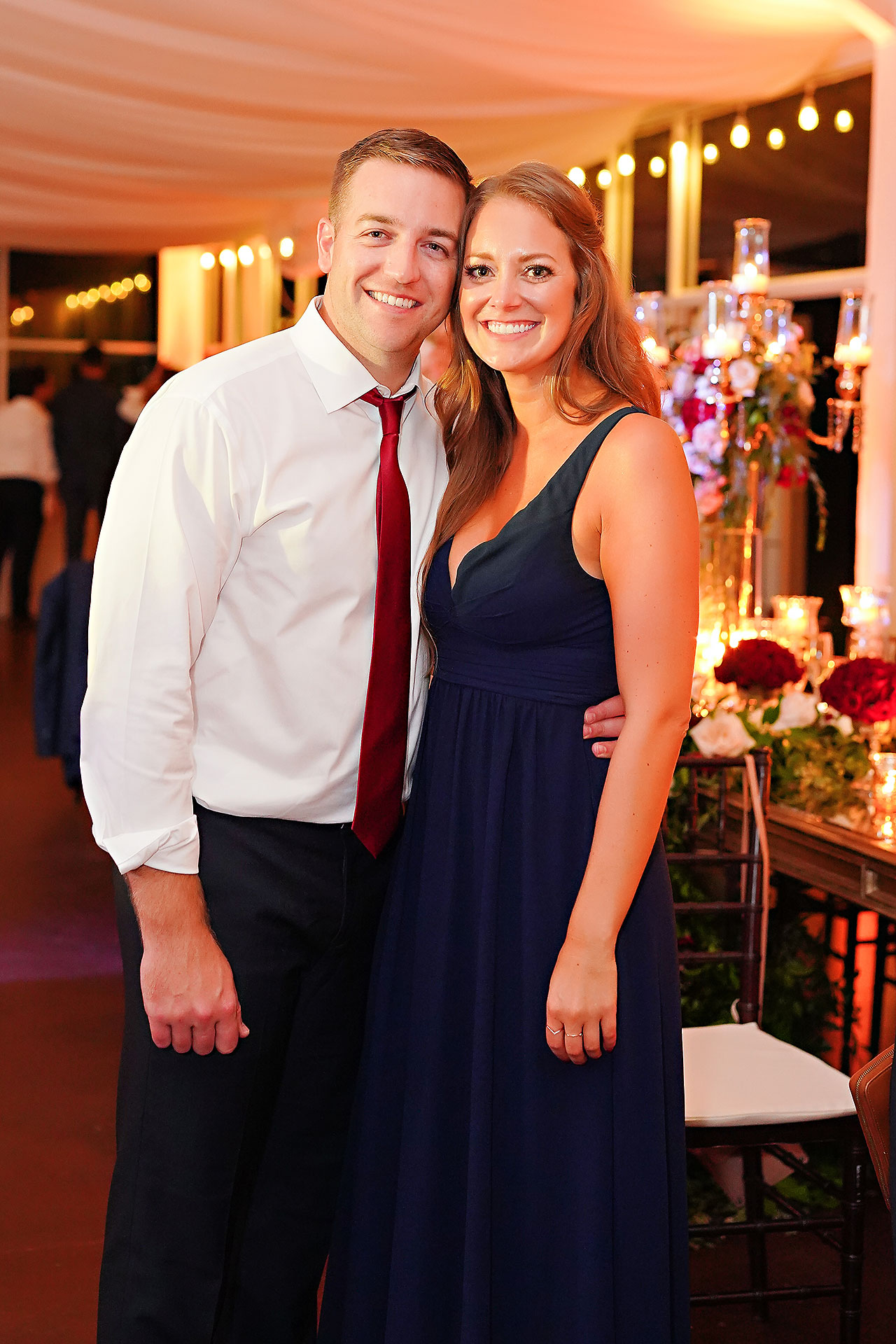 Callie Josh Ritz Charles Garden Pavilion Carmel Indiana Wedding 341
