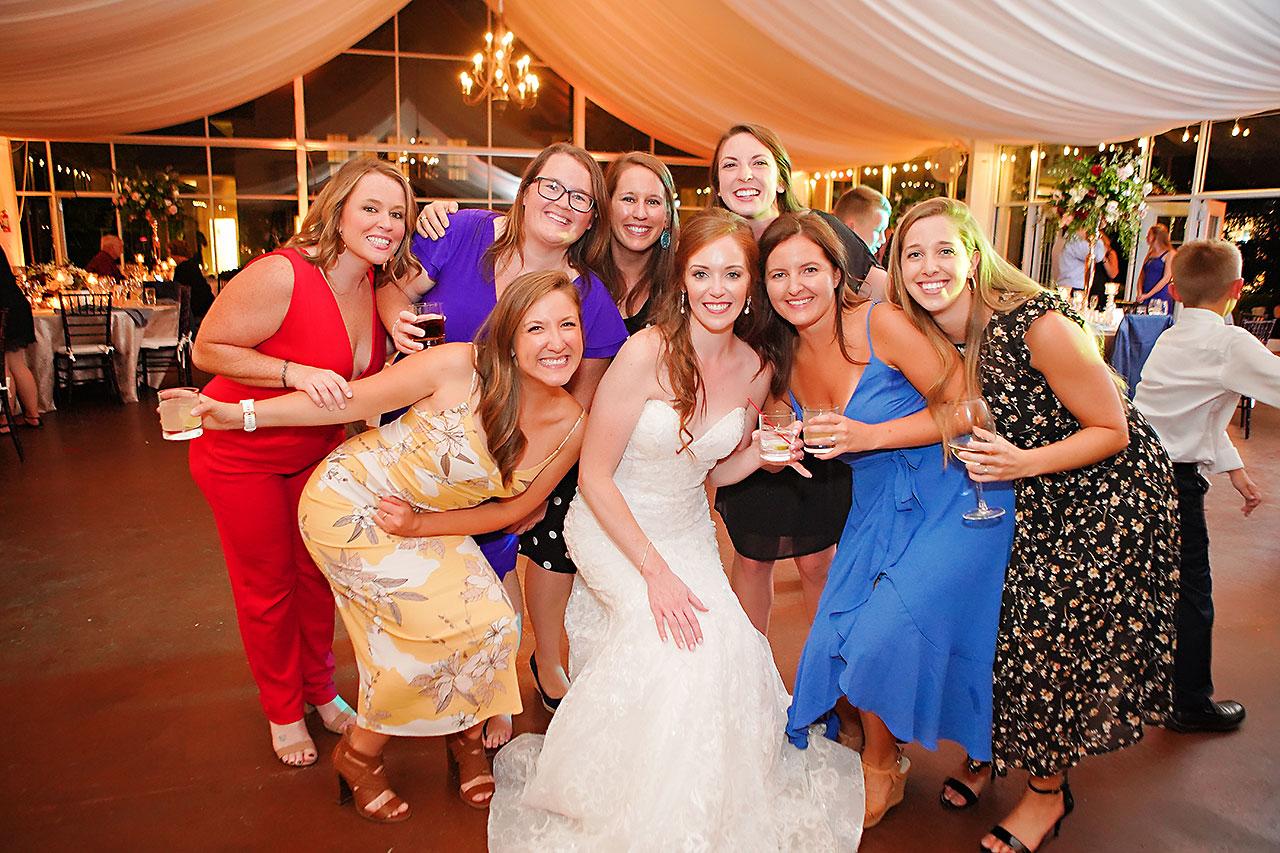Callie Josh Ritz Charles Garden Pavilion Carmel Indiana Wedding 334