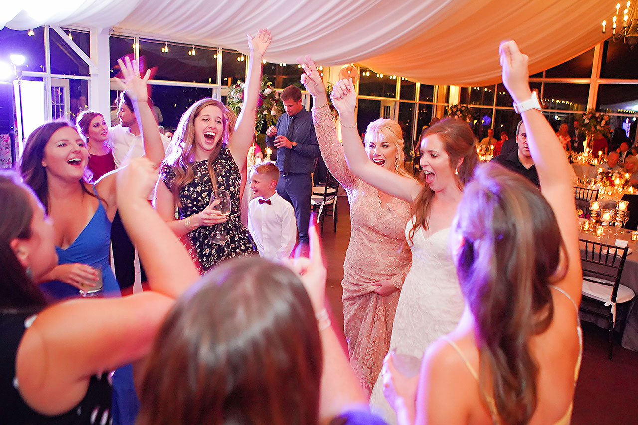 Callie Josh Ritz Charles Garden Pavilion Carmel Indiana Wedding 335