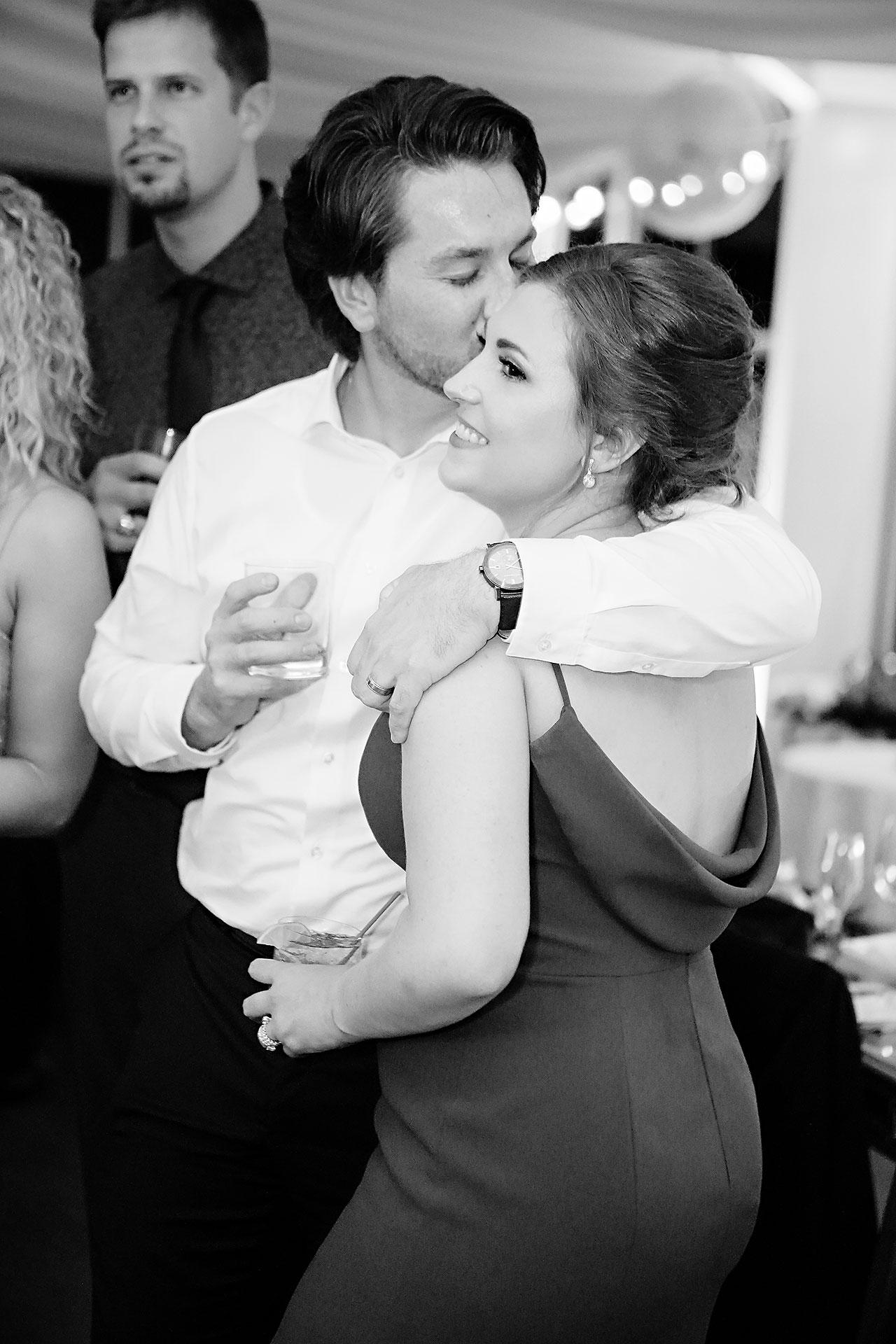 Callie Josh Ritz Charles Garden Pavilion Carmel Indiana Wedding 329