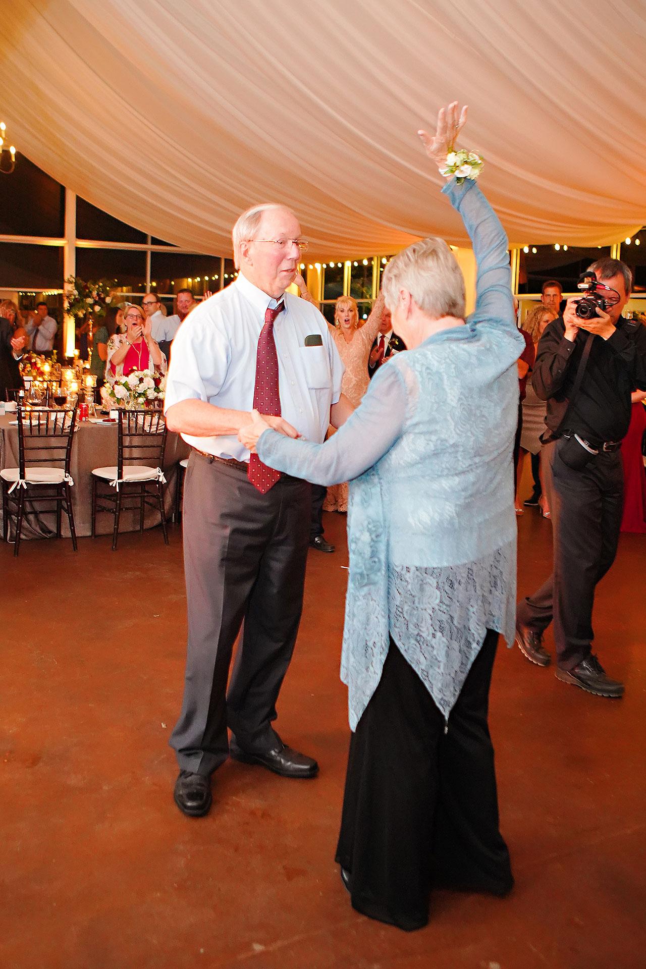 Callie Josh Ritz Charles Garden Pavilion Carmel Indiana Wedding 326