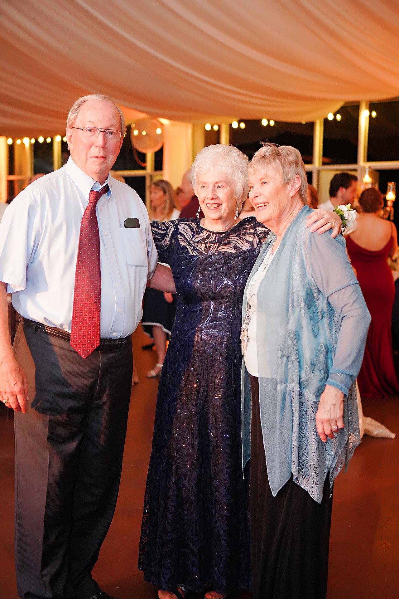 Callie Josh Ritz Charles Garden Pavilion Carmel Indiana Wedding 327